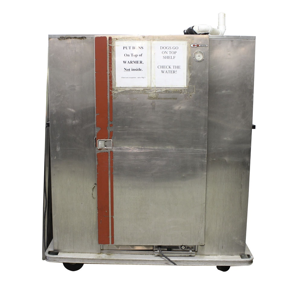 Carter-Hoffman Food Warming Cabinet