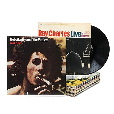 Bob Marley, Ray Charles, The Doors, and Other LPs