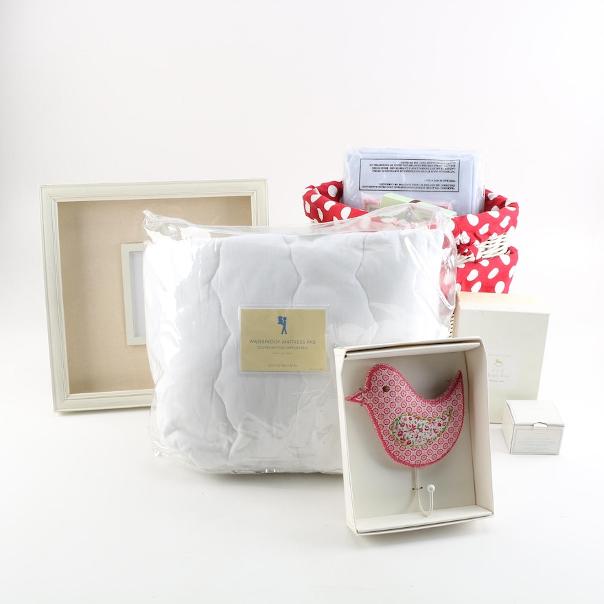 Pottery Barn Kid Themed Pillowcases Basket Liners And More Ebth