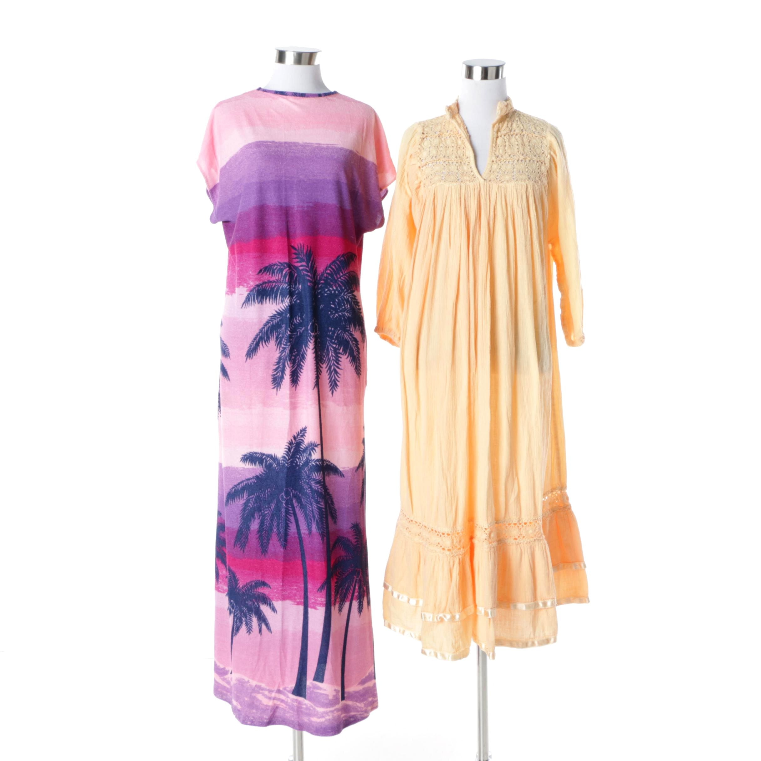 Women's Vintage Casual Dresses