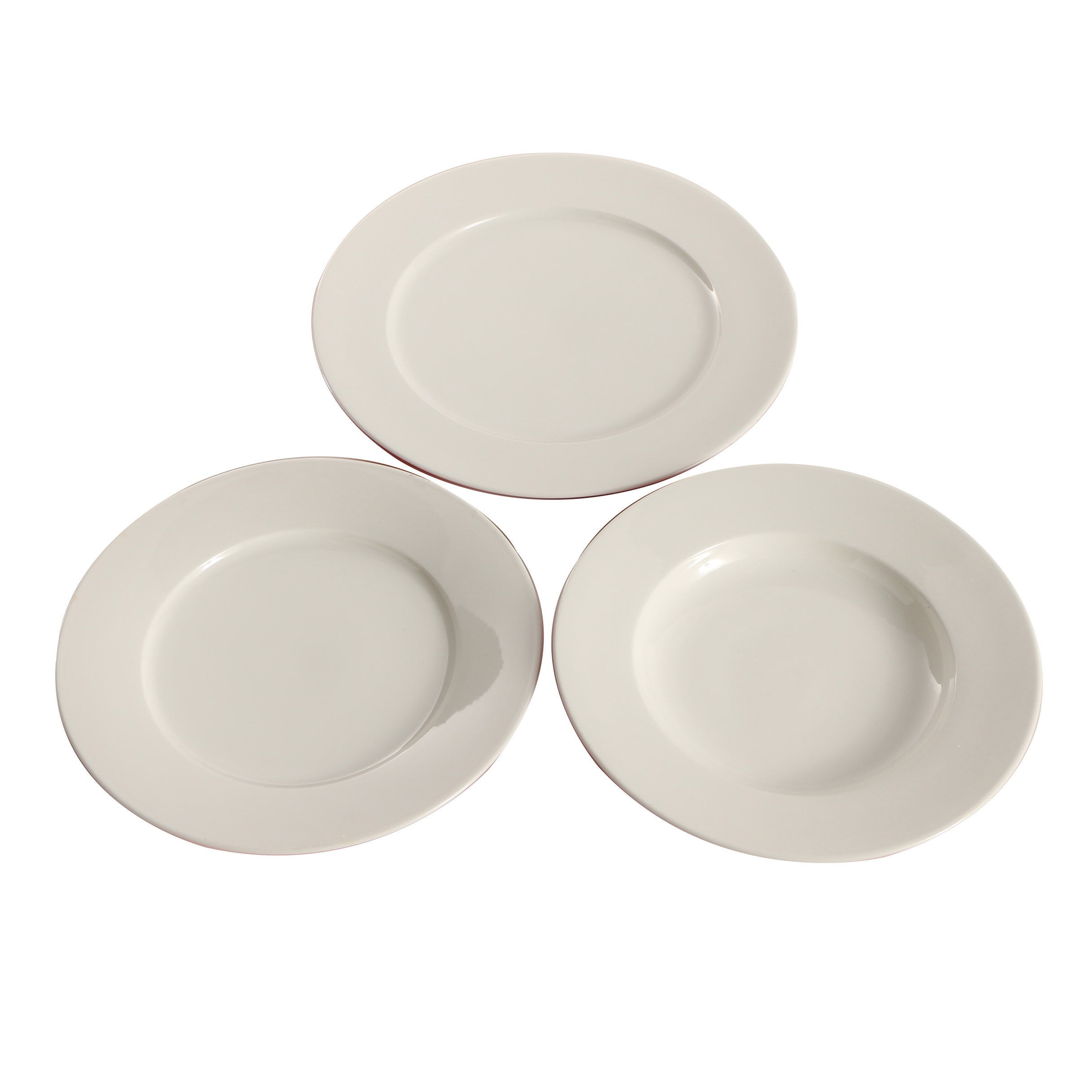 "Oscar Tusquets Blanca ""Victoria"" Porcelain Dinnerware"