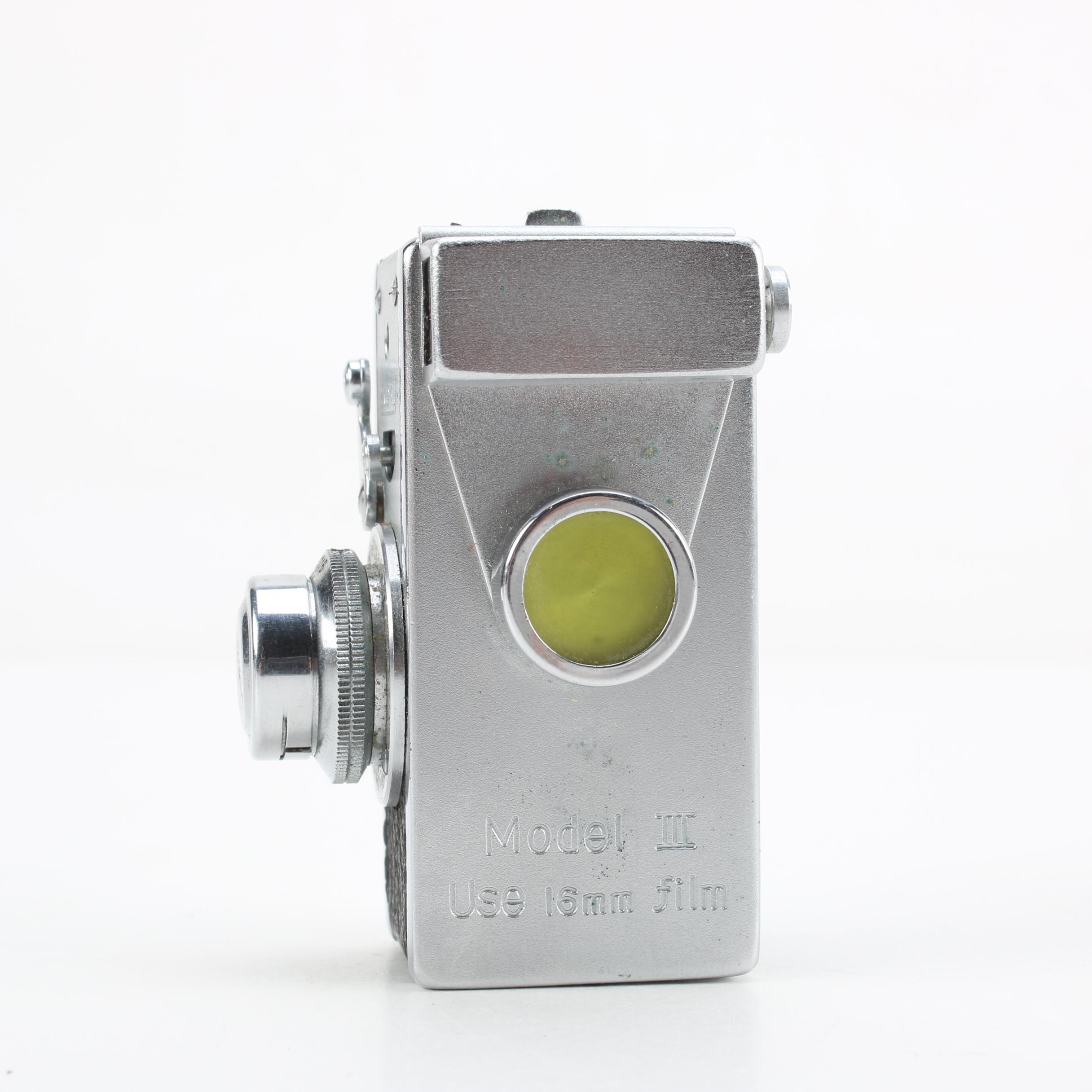 Vintage Steky Mini 16mm Still Camera