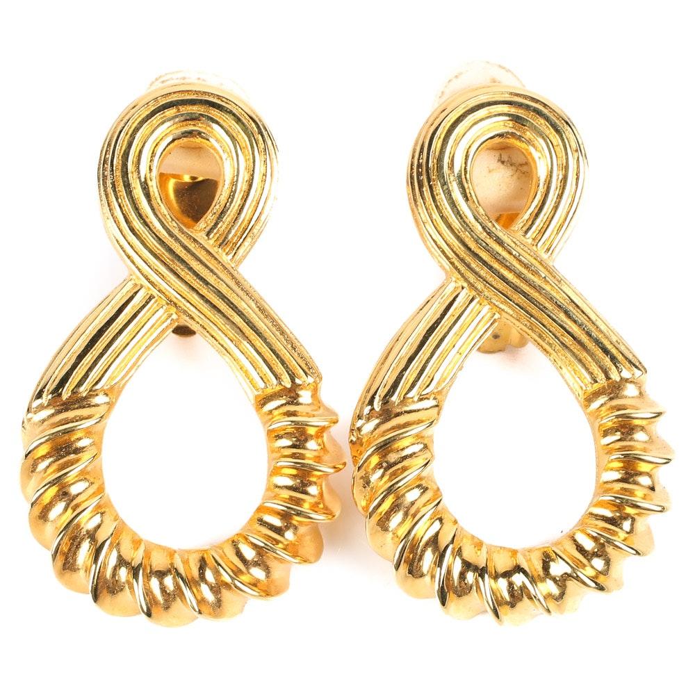 Fendi Clip-on Earrings