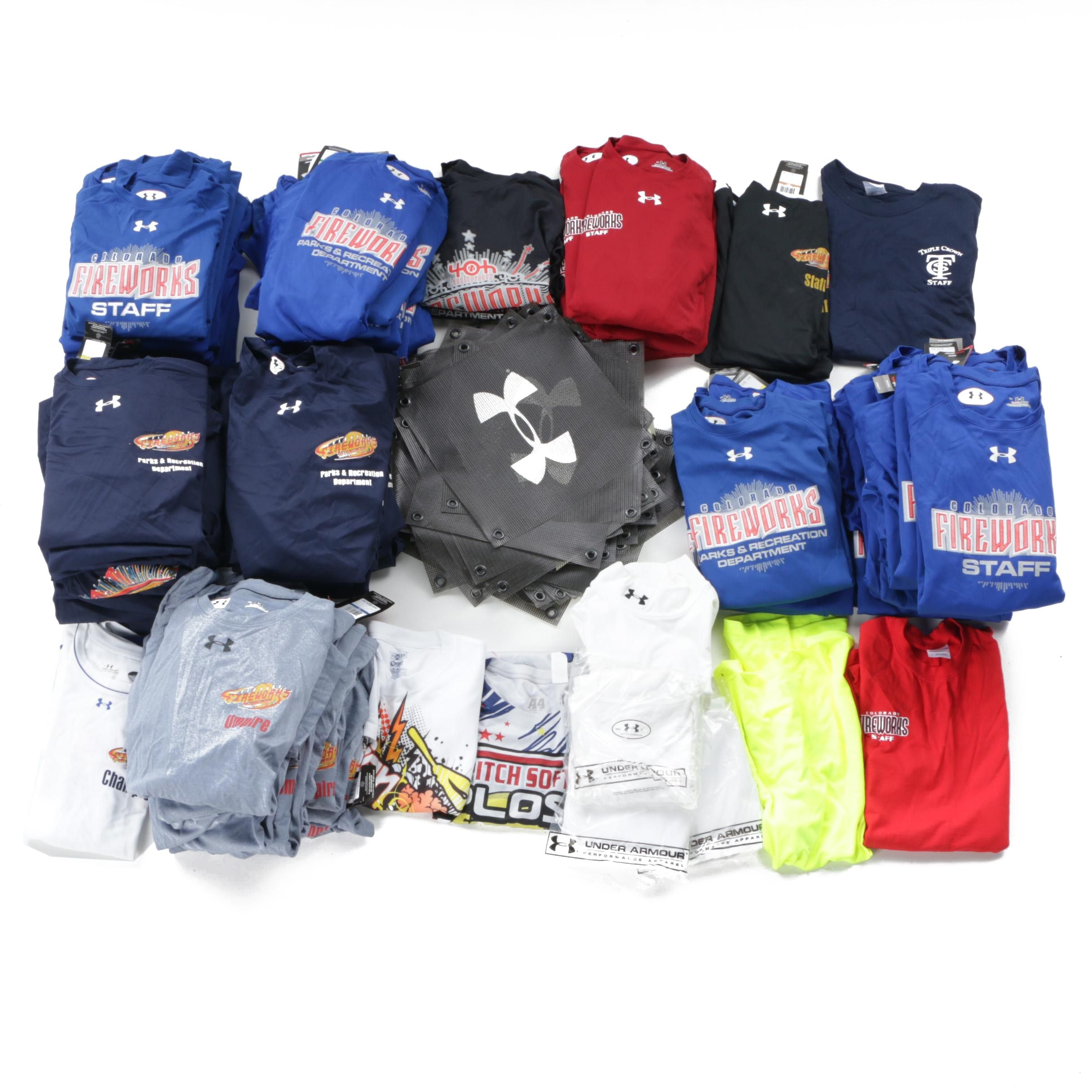 Under Armour Athletic shirts and T-Shirts