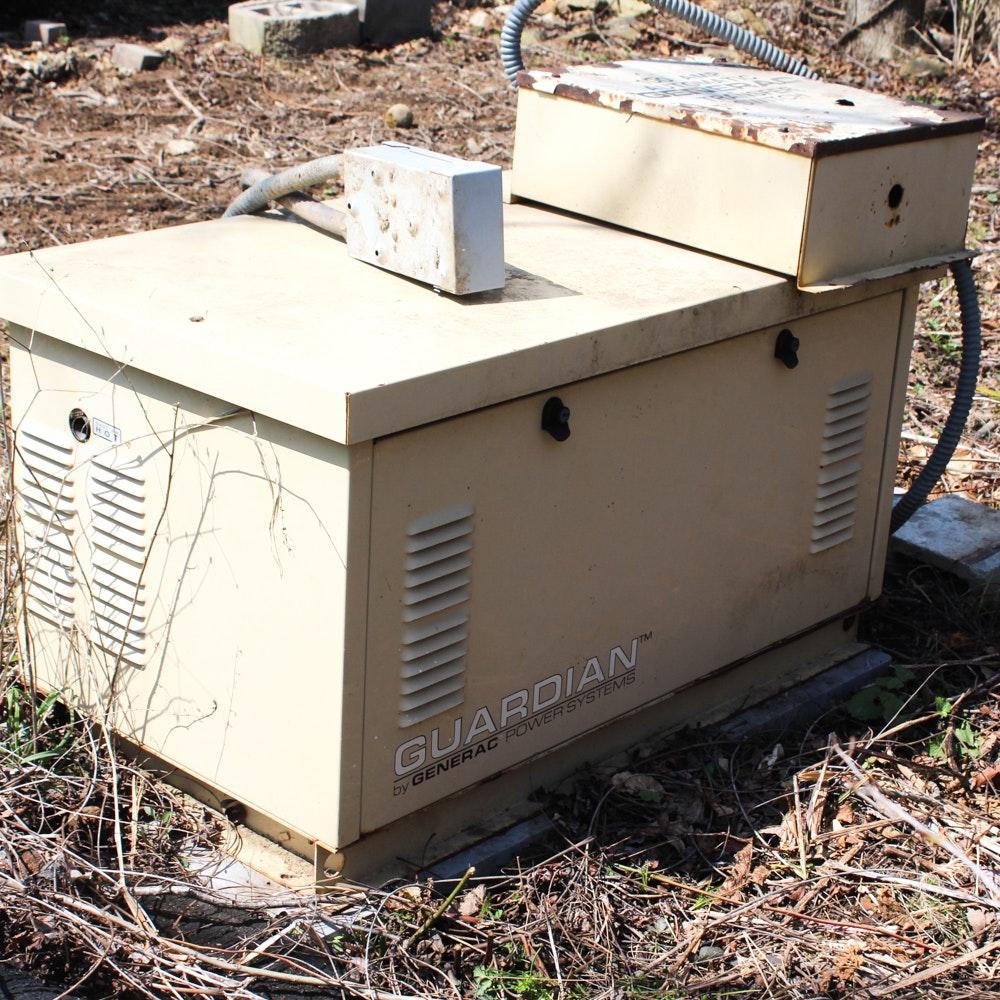 Guardian by Generac 8000 Watt Propane Generator