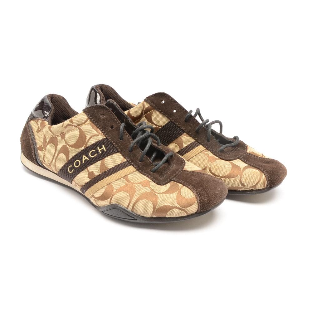 Coach Jane Shoes