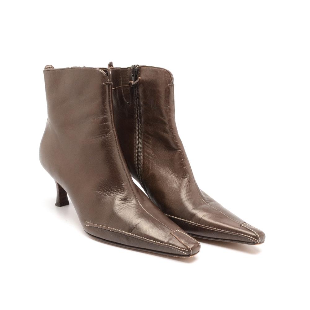 Donald Pliner Lindt Ankle Boots