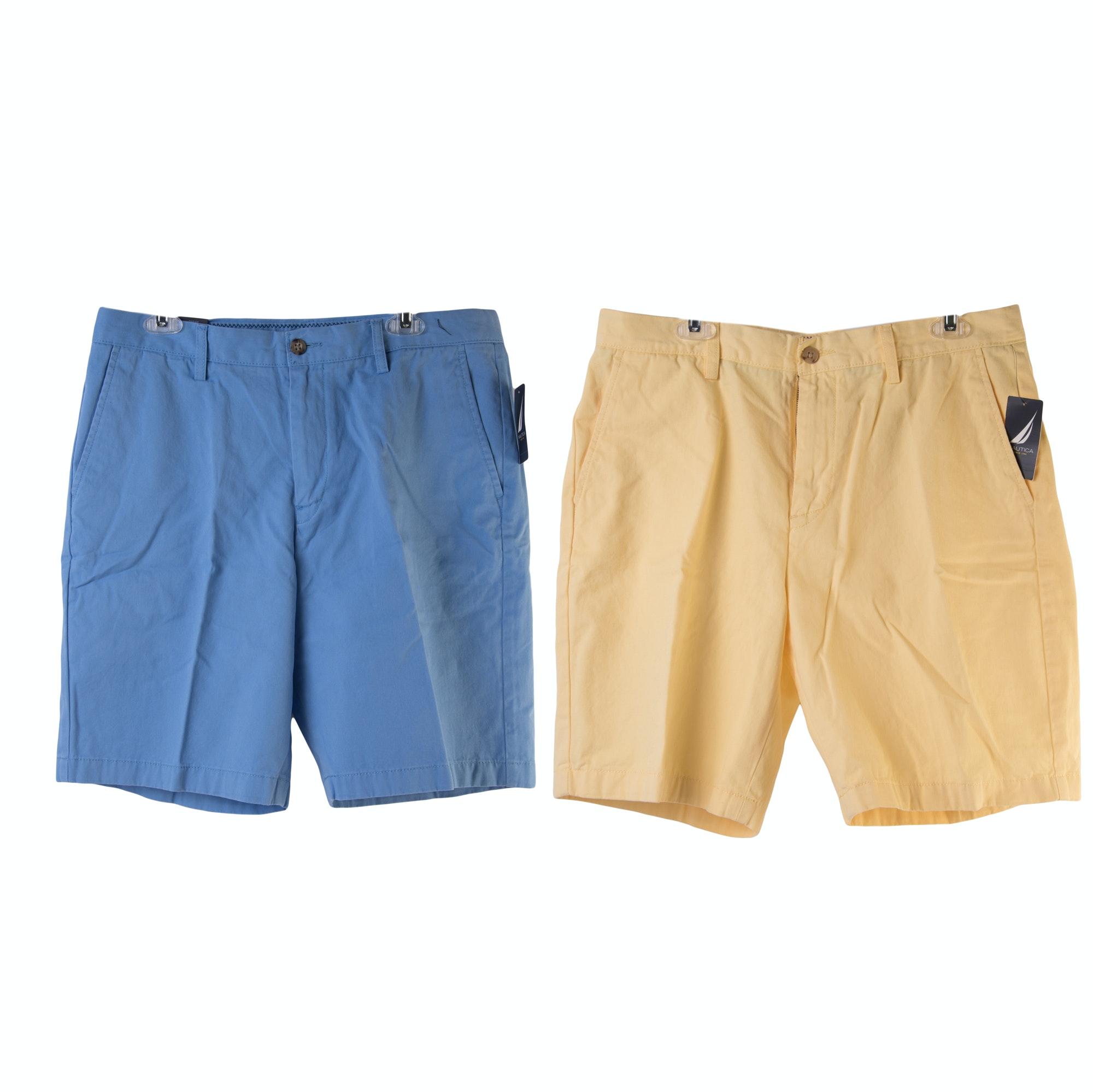 Men's Nautica Classic Fit Shorts