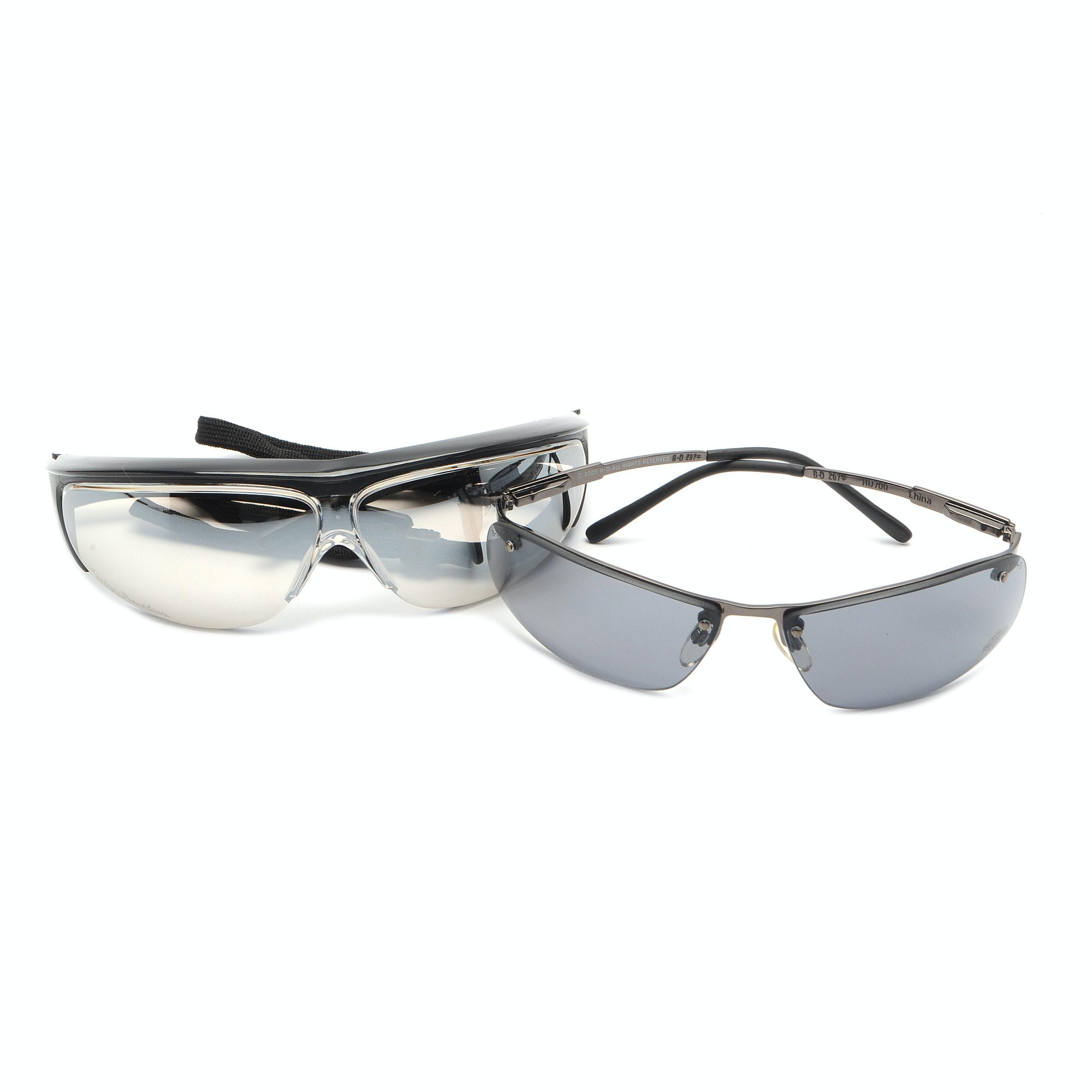 Harley Davidson Safety Eyewear Sunglasses Ebth