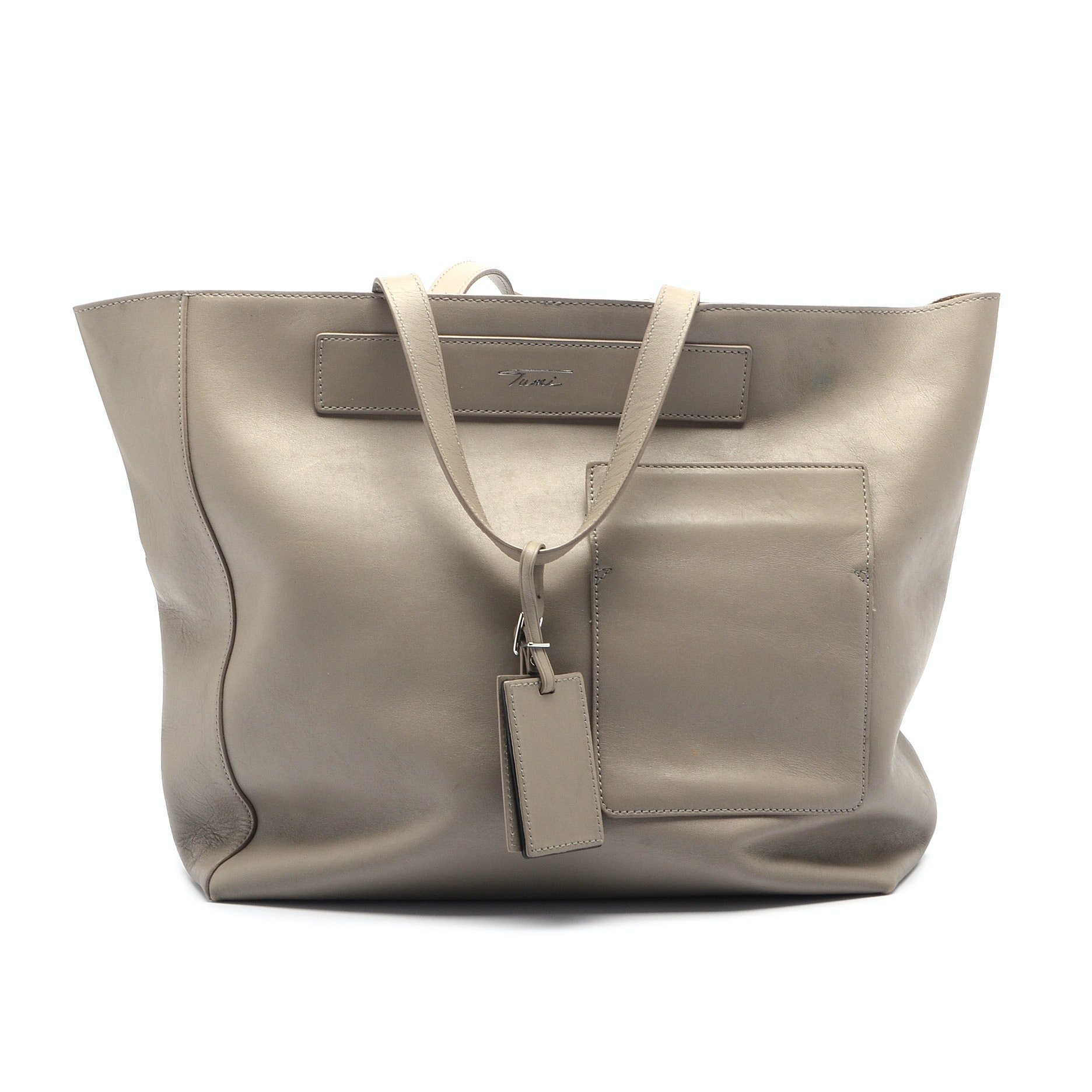 Tumi Tote Bag with Attached Pouch