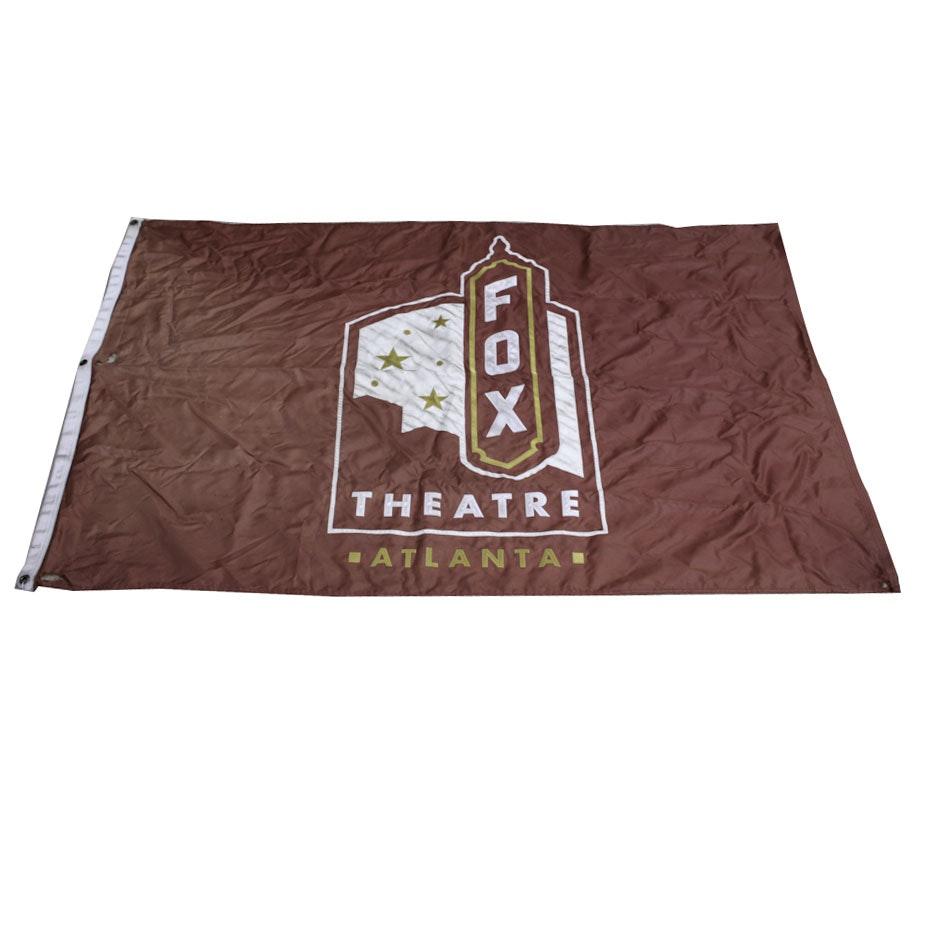 Flag for the Fox Theatre in Atlanta