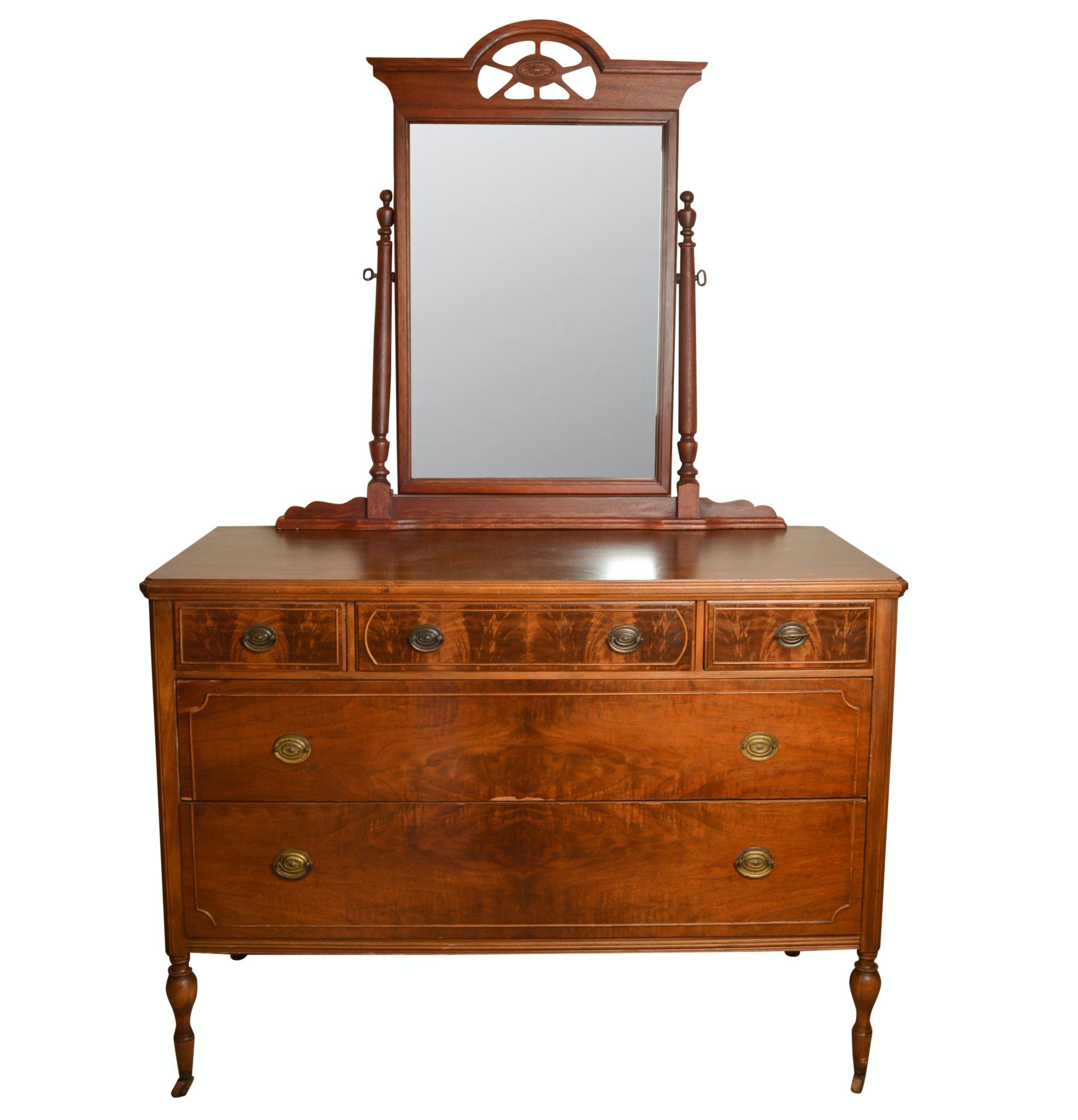 Ordinaire Antique To Vintage Sligh Furniture Company Dresser ...