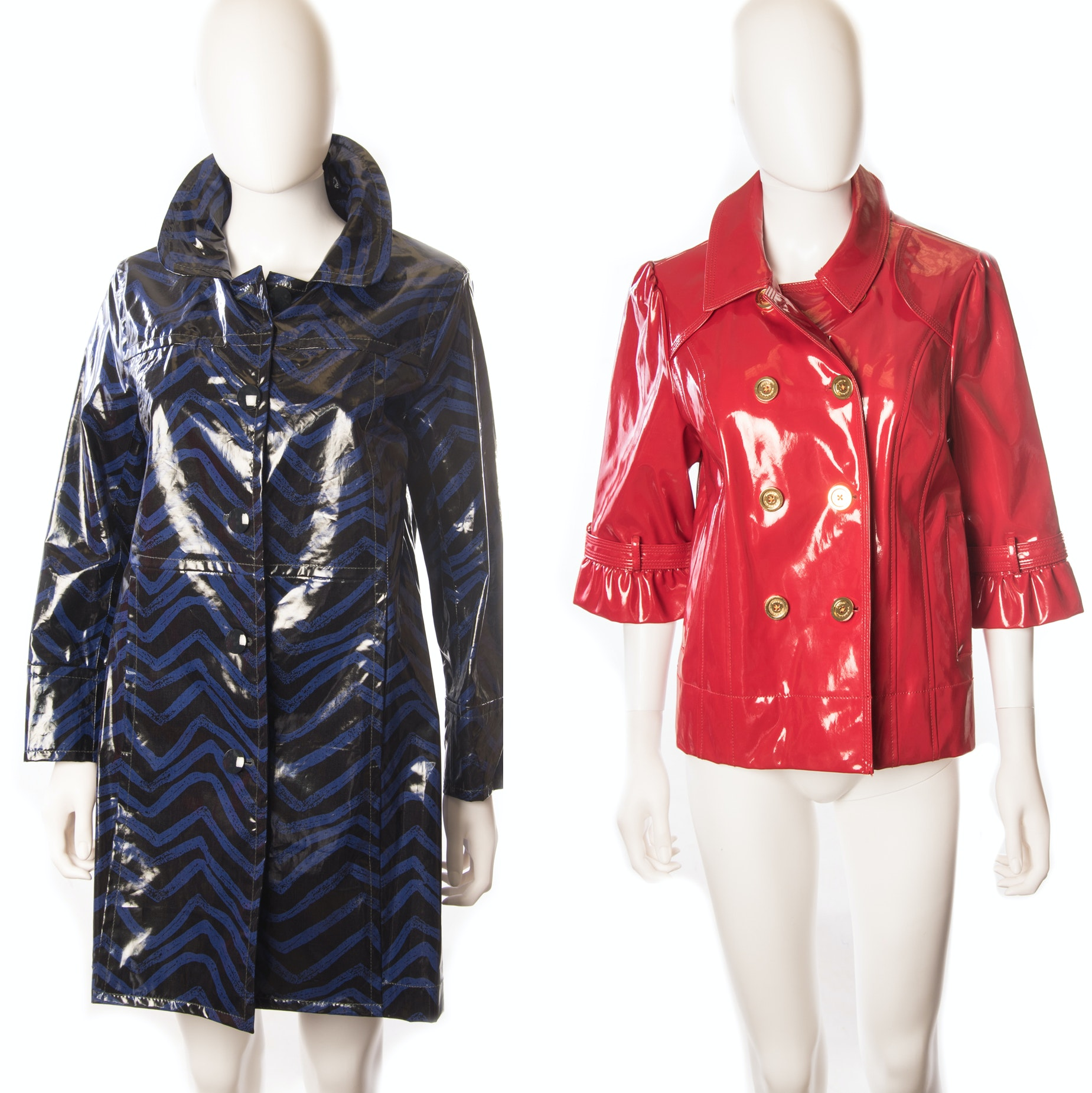 Designer Outerwear featuring Marc by Marc Jacobs and Juicy Couture