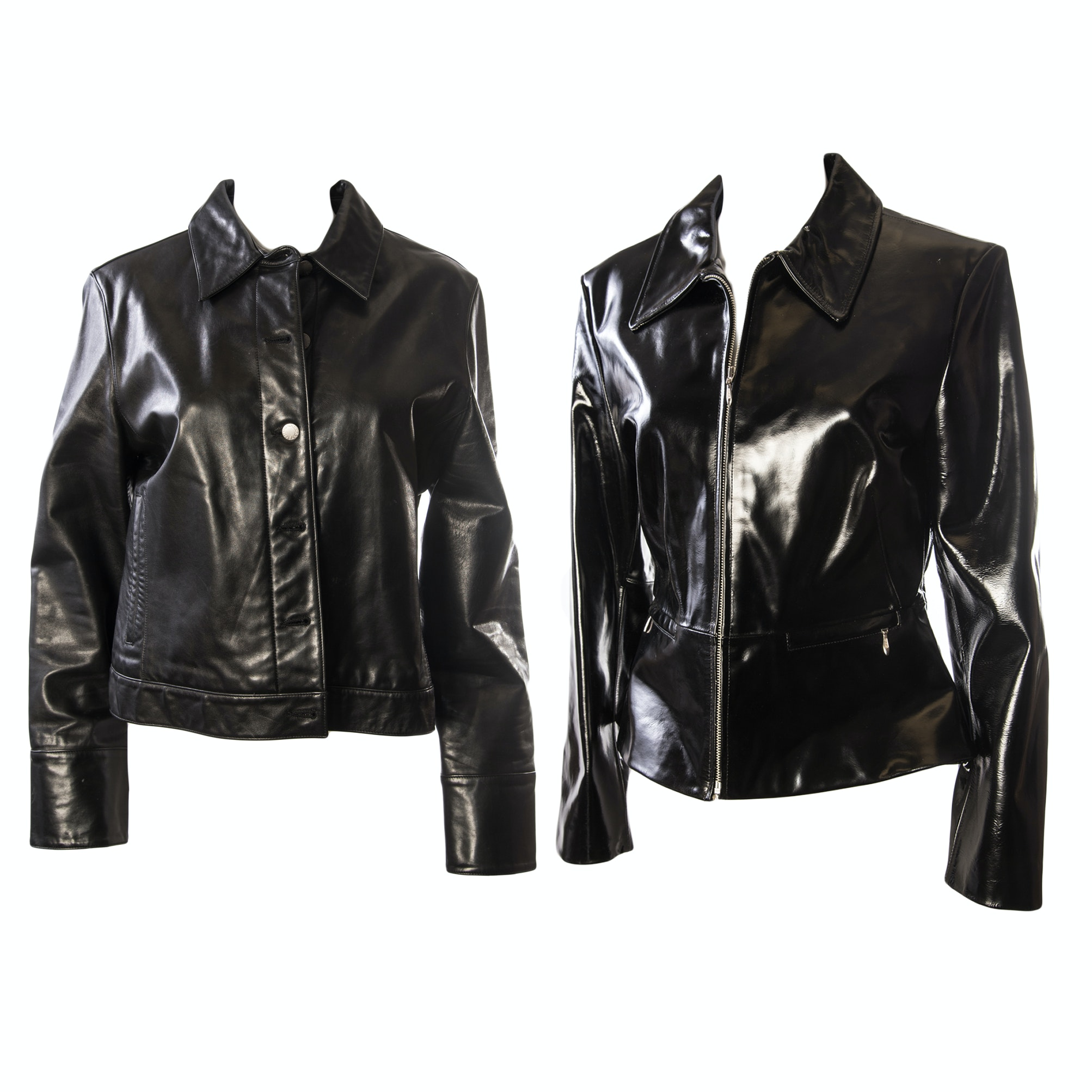 Women's Banana Republic Leather Jackets