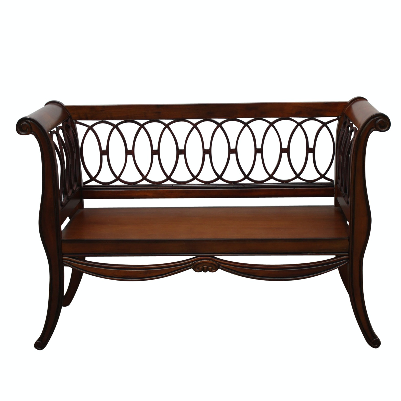 Federal Style Bench