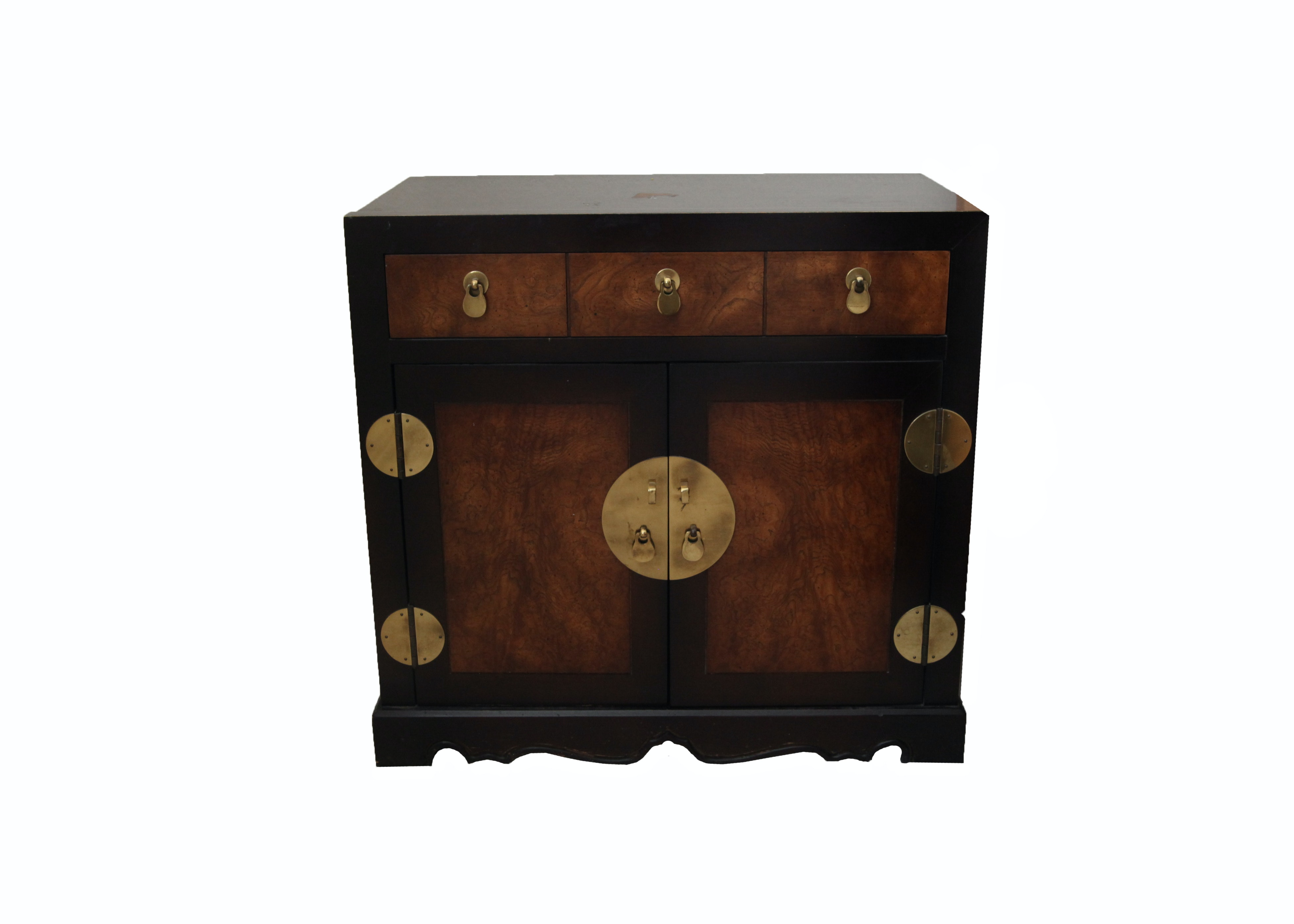 Chinese Inspired Nightstand by Gordon's