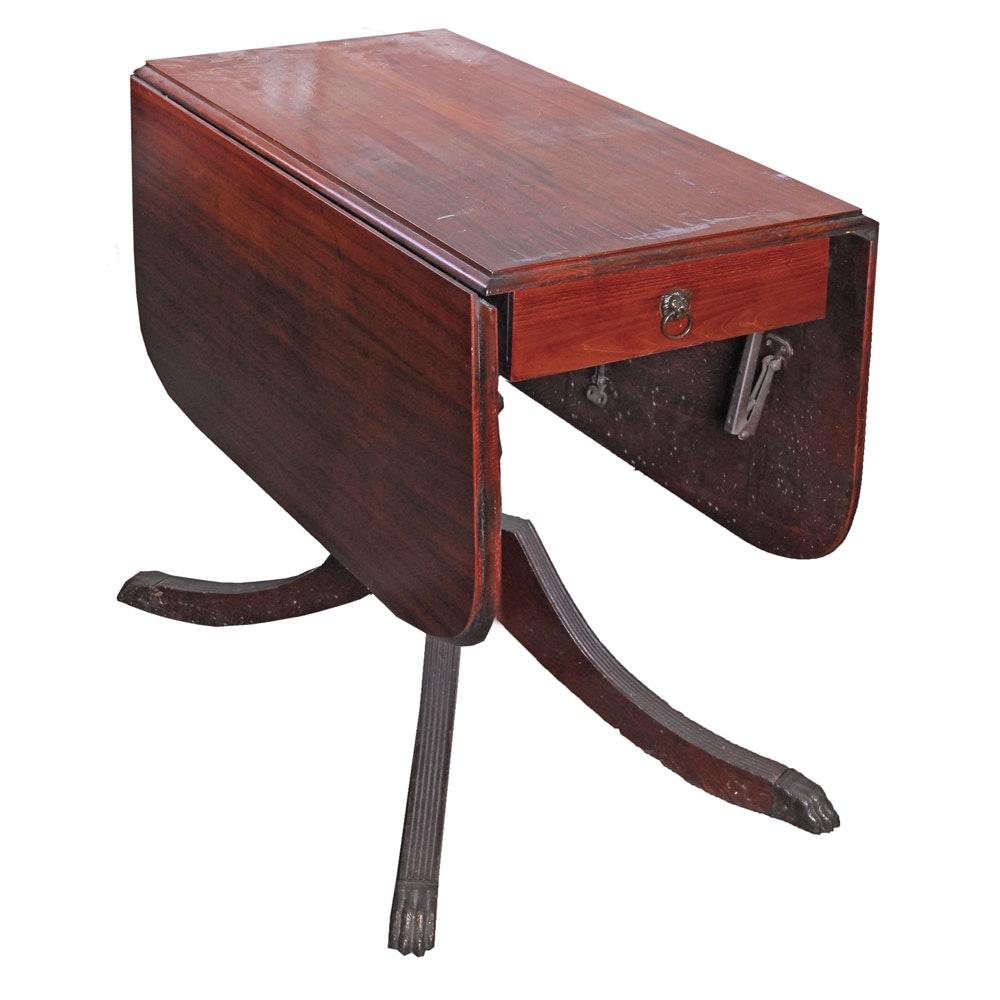 Vintage Mahogany Pembroke Table