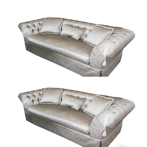 Contemporary Upholstered Sofas