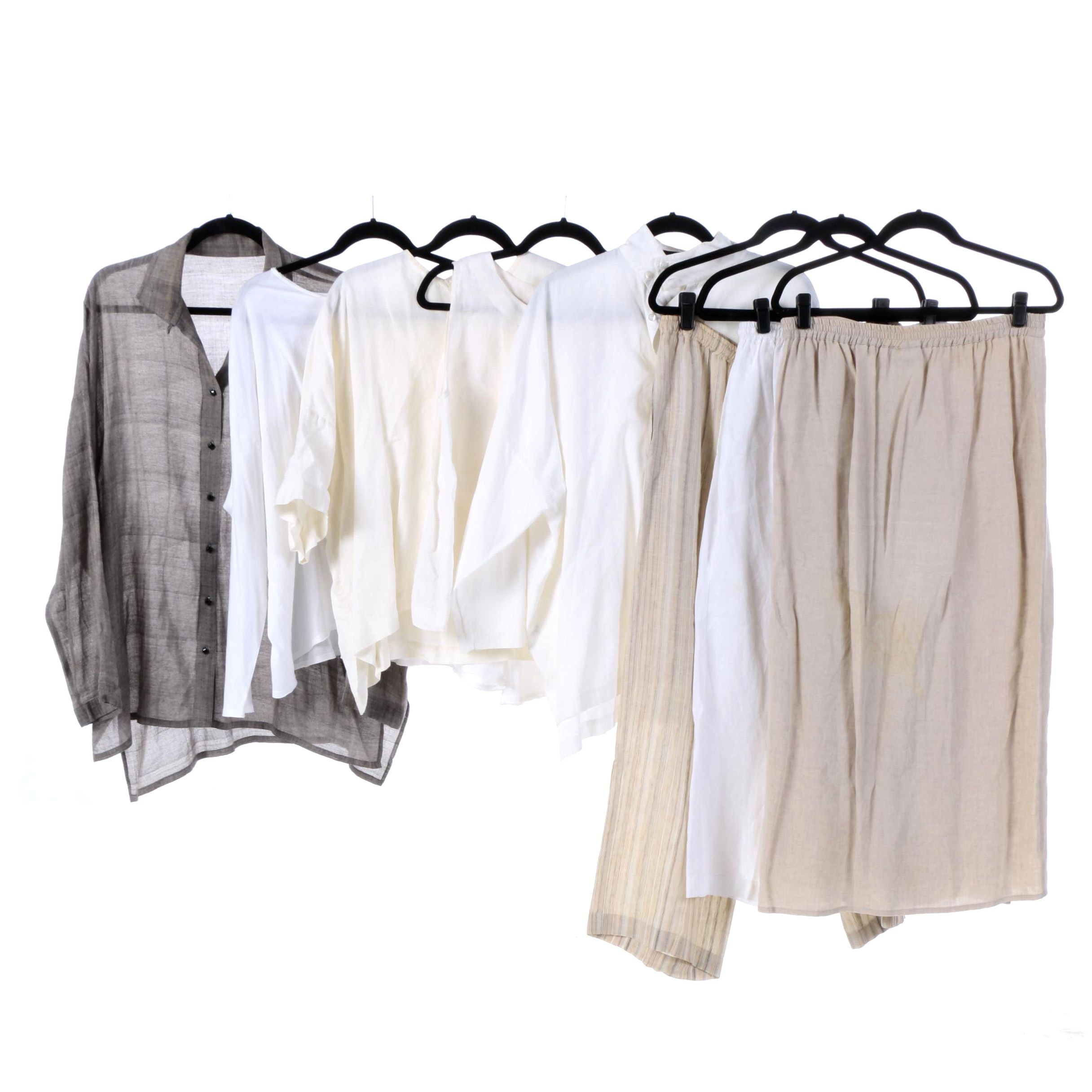 Women's Eskandar Separates