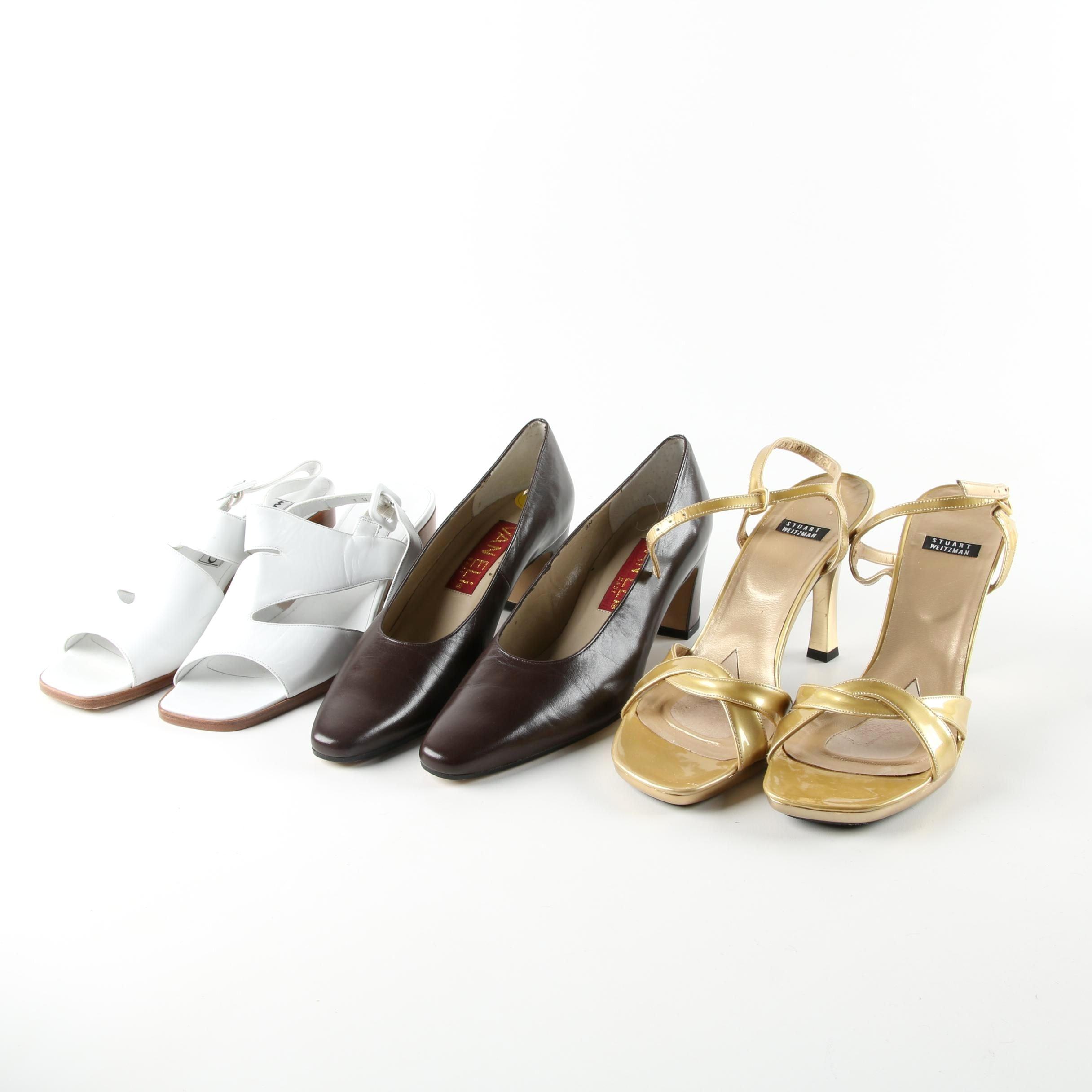 Stuart Weitzman, Martini Osvaldo, Van Eli Heels and Sandals
