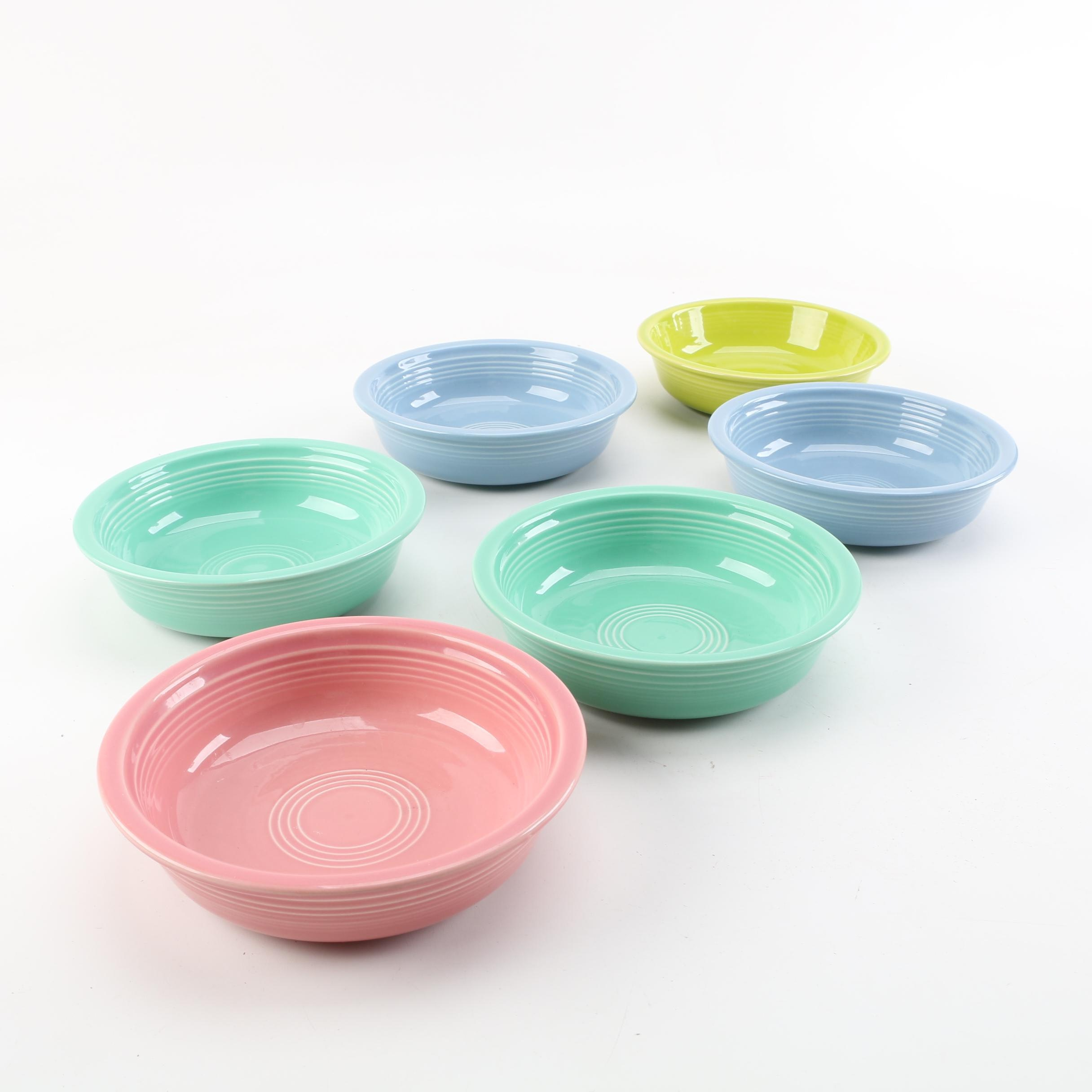 Homer Laughlin Fiestaware Bowls