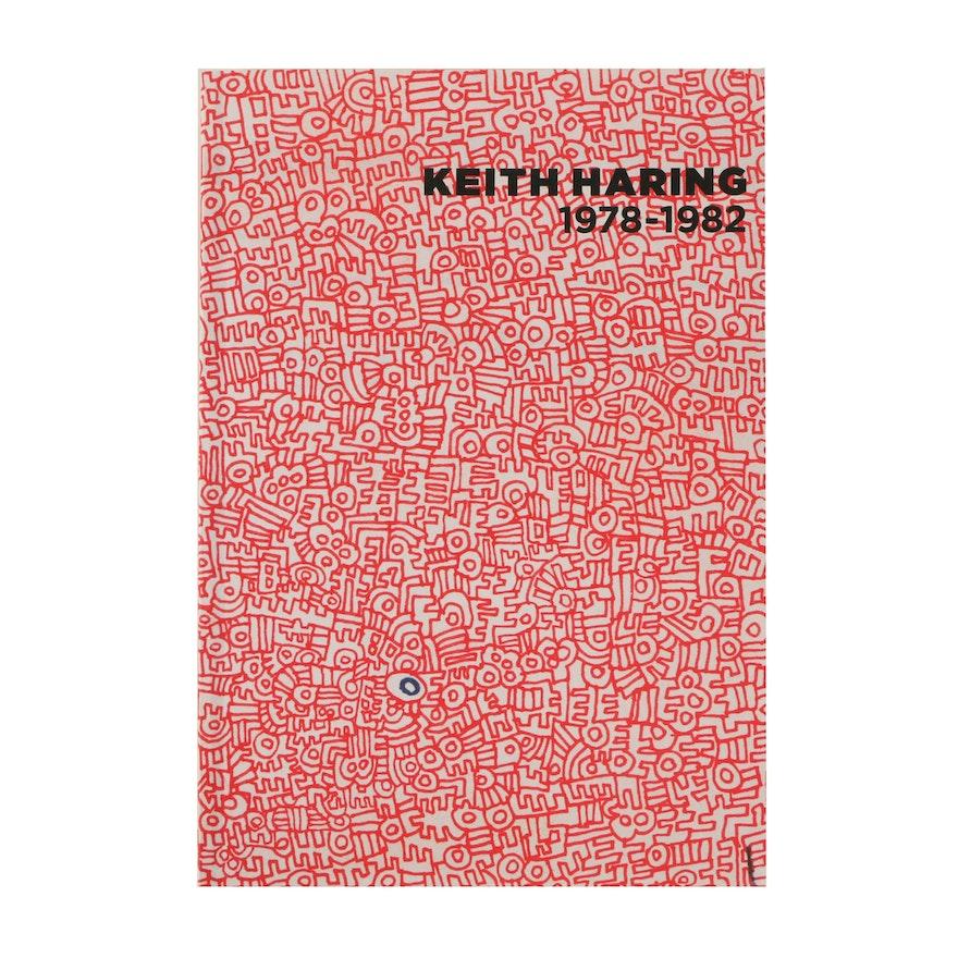 "Gerald Matt and Raphaela Platow ""Keith Haring: 1978 - 1982"" Exhibition Catalog"