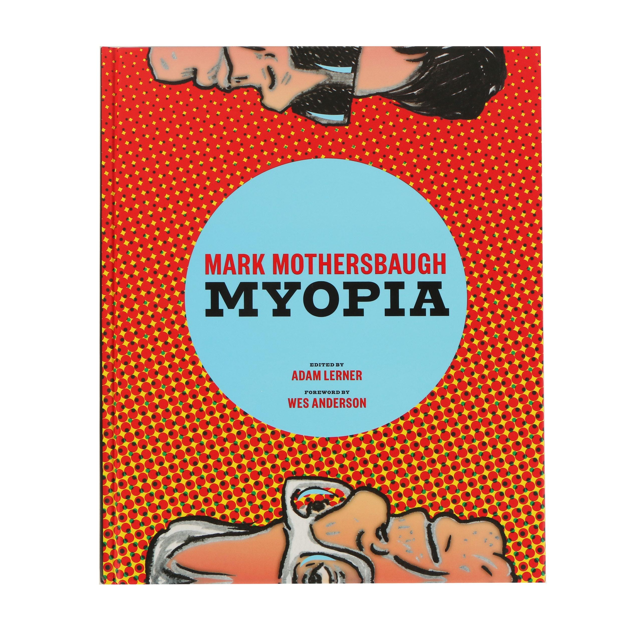 """Mark Mothersbaugh: Myopia"" Signed Exhibition Catalog"