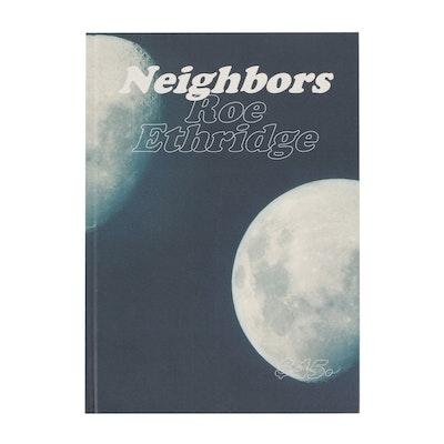 """Roe Ethridge """"Neighbors"""" Signed Exhibition Catalog"""