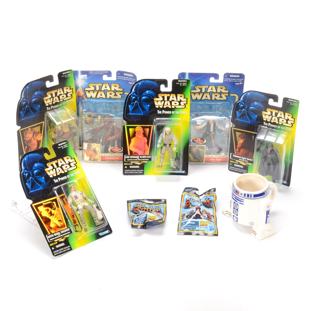 """""""Star Wars"""" Collectibles"""