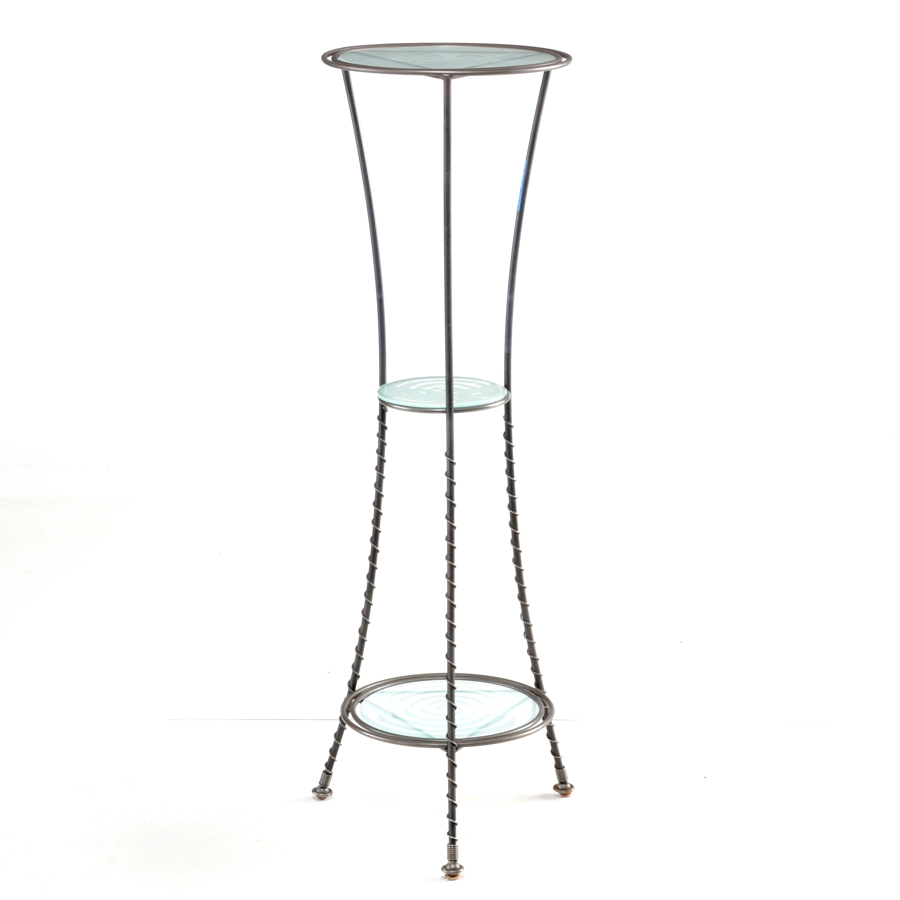 Contemporary Three-Tier Plant Stand