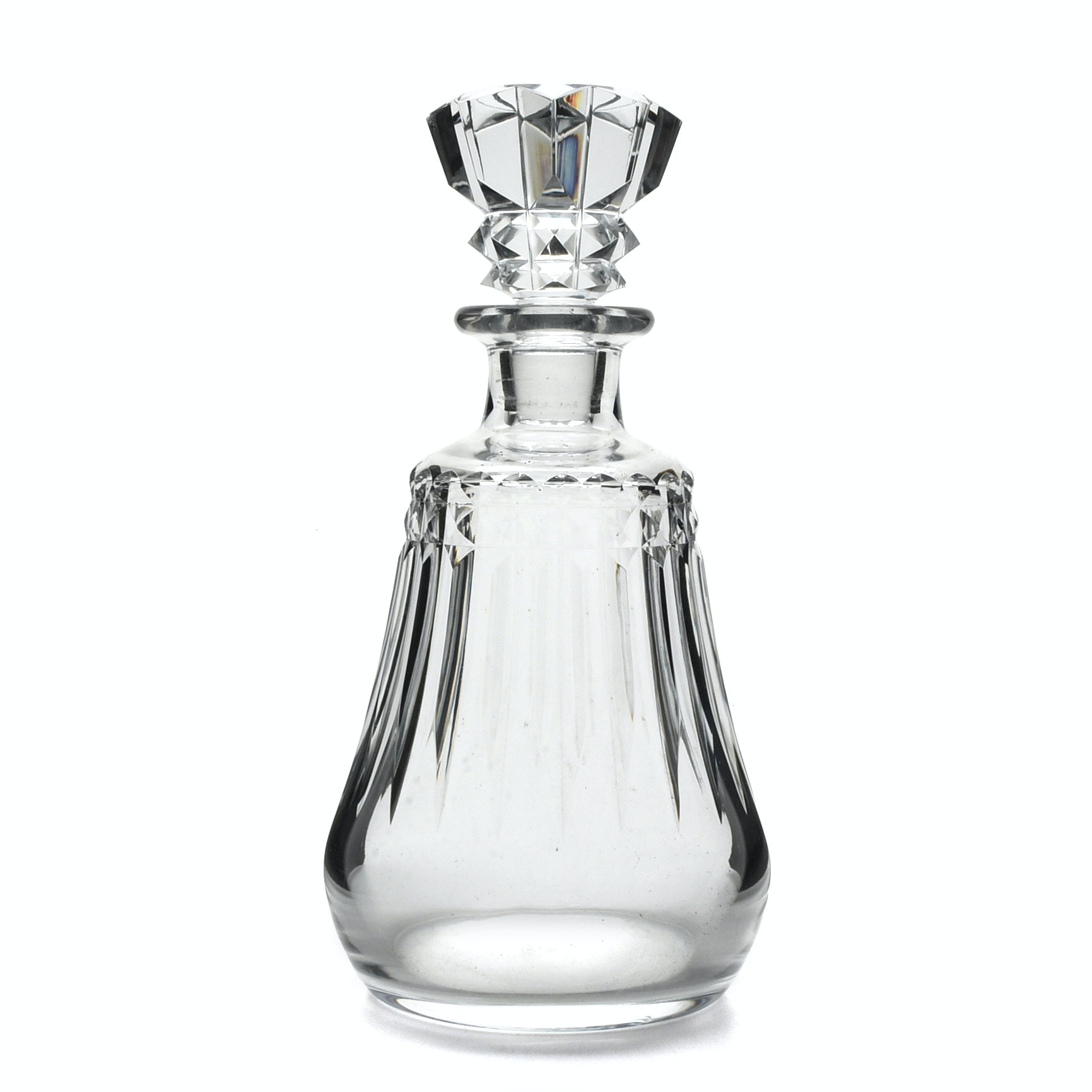 """Baccarat Crystal Decanter, """"Piccadilly"""""""
