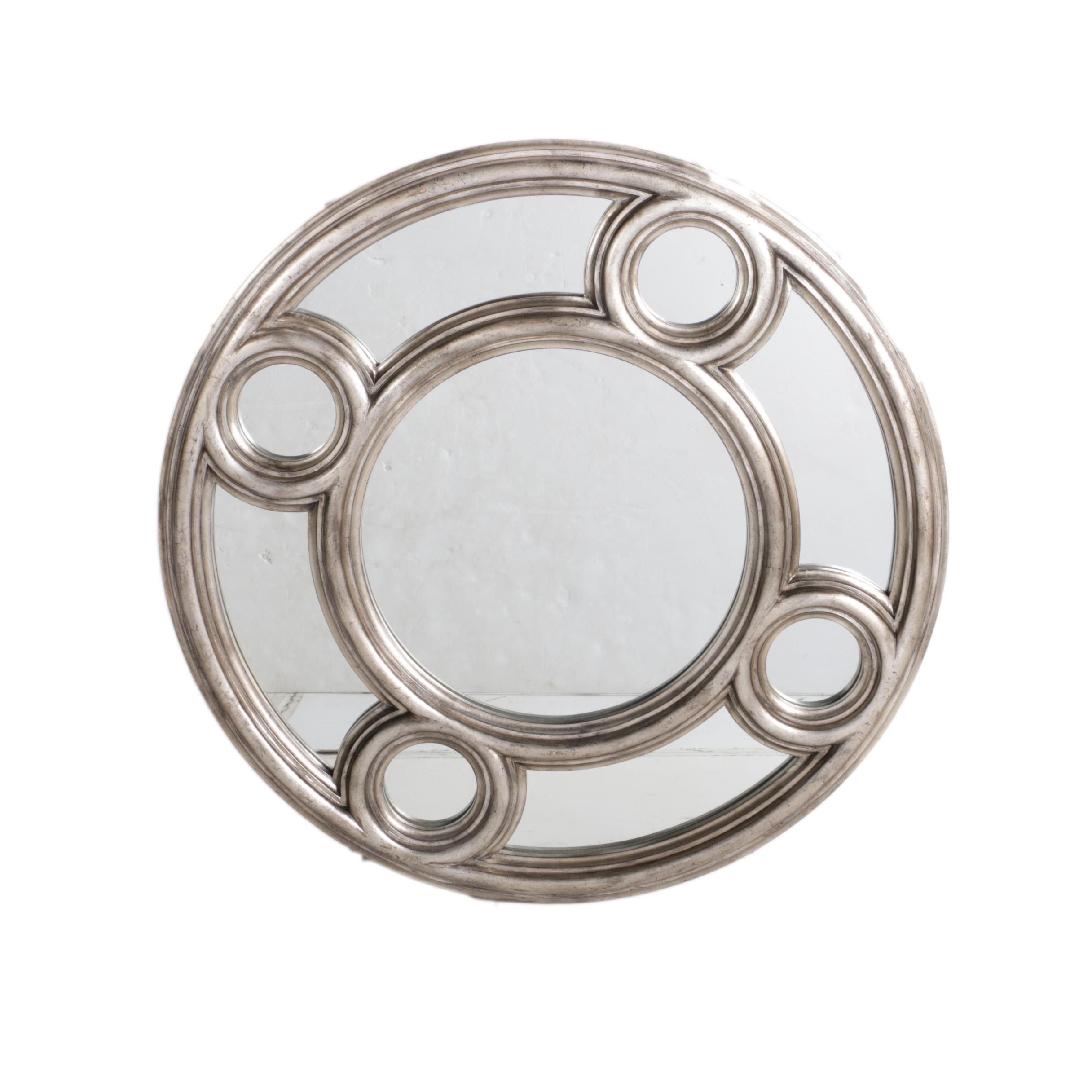 Baker Furniture Circular Wall Mirror