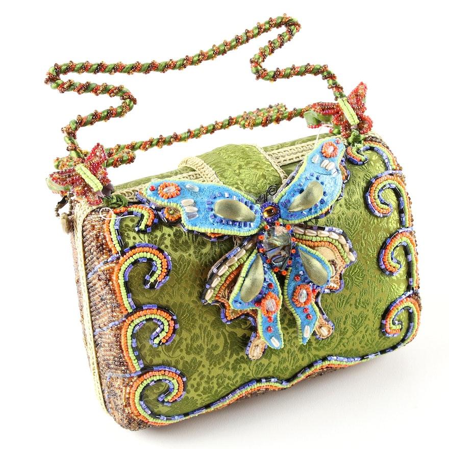 Mary Frances of San Francisco Embellished Butterfly Handbag   EBTH 052d08865d91c