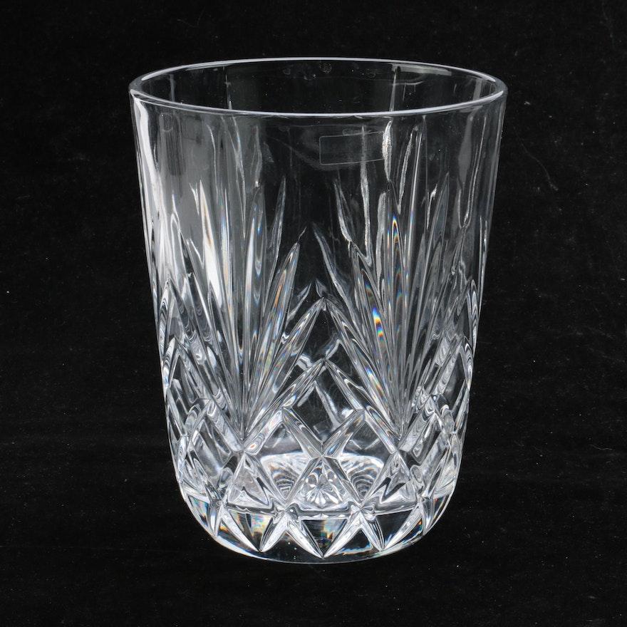 Toscany German Lead Crystal Vase Ebth