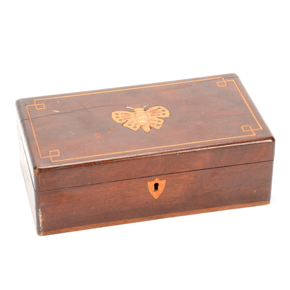 Vintage Decorative Box