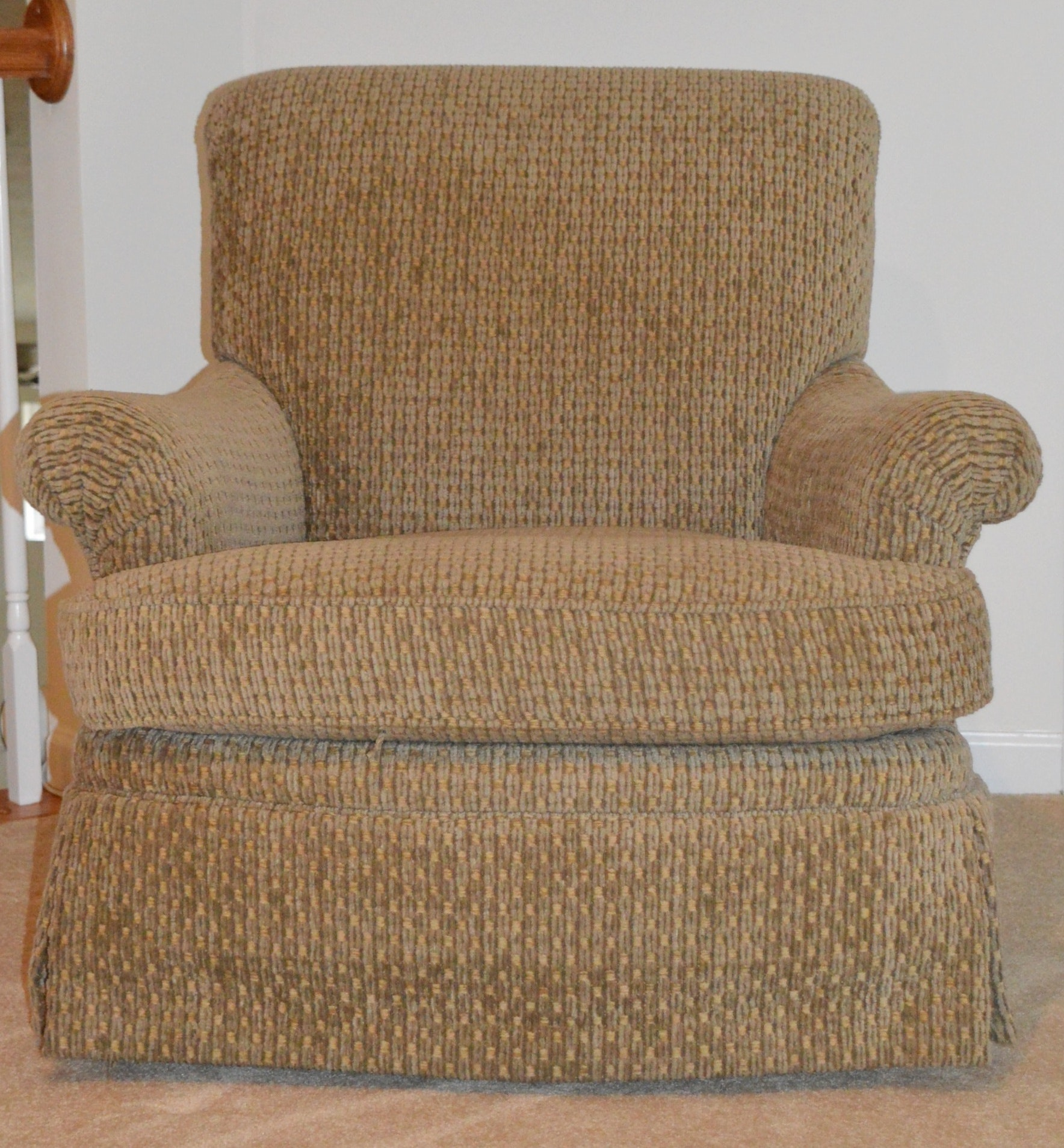 Swivel Rocker Occasional Chair ...