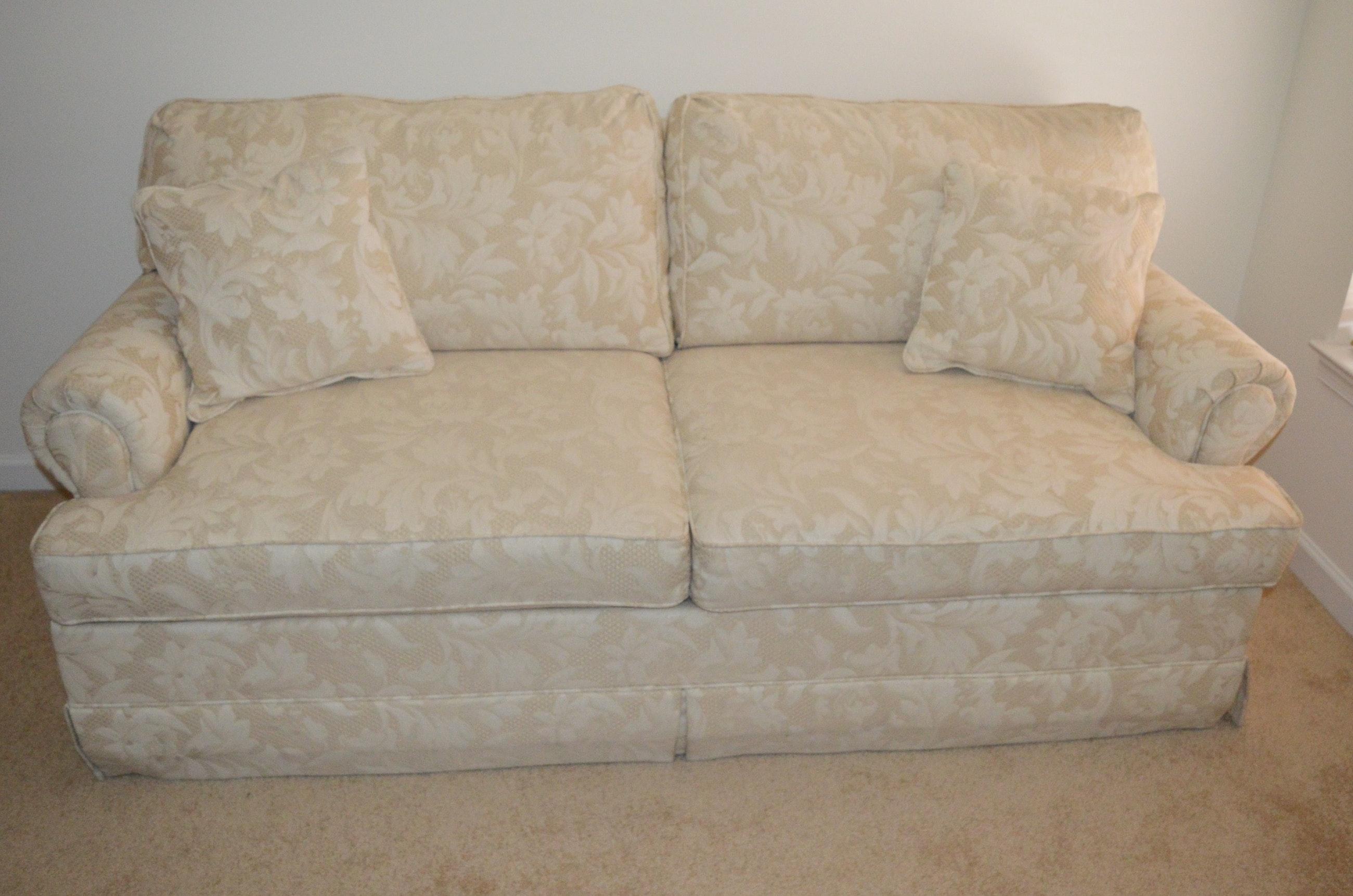 Sofa Express Sleeper Sofa with Sealy Mattress
