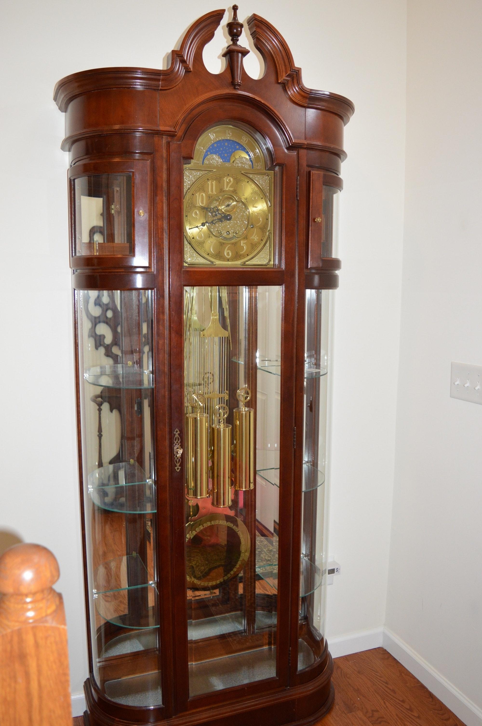 "Ridgeway ""Richardson I"" Grandfather Clock"