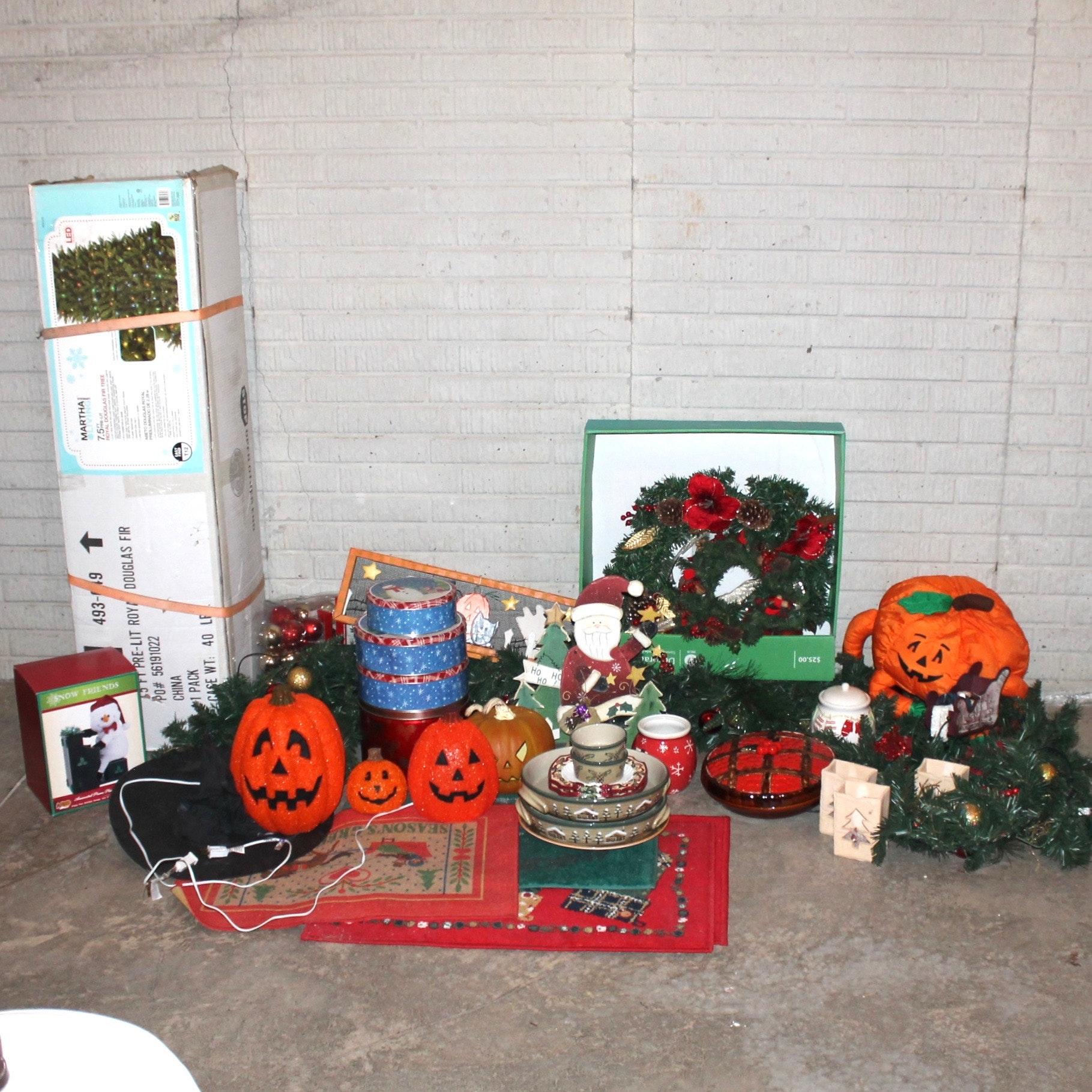 Seasonal Decor Collection