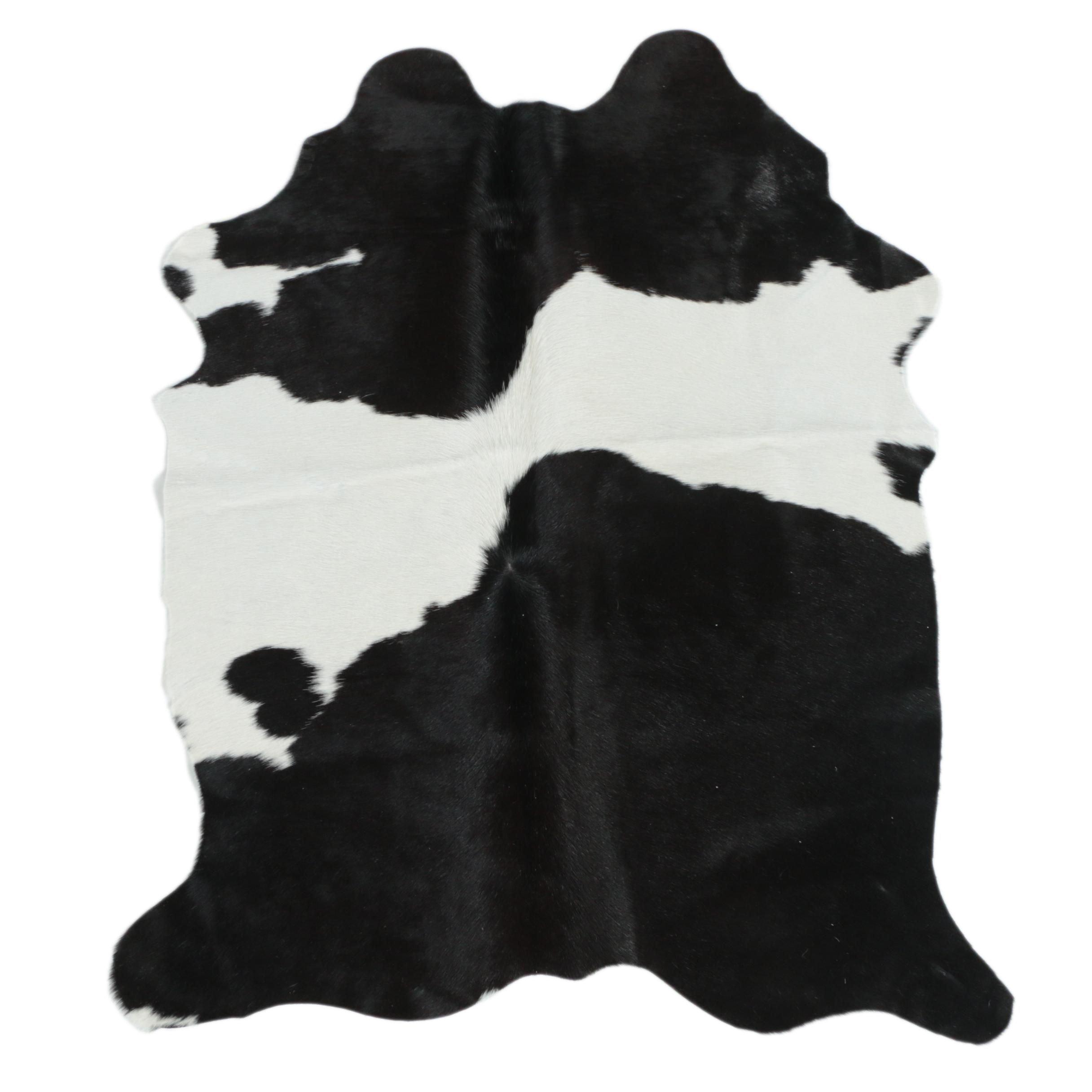 Natural Cowhide Area Rug