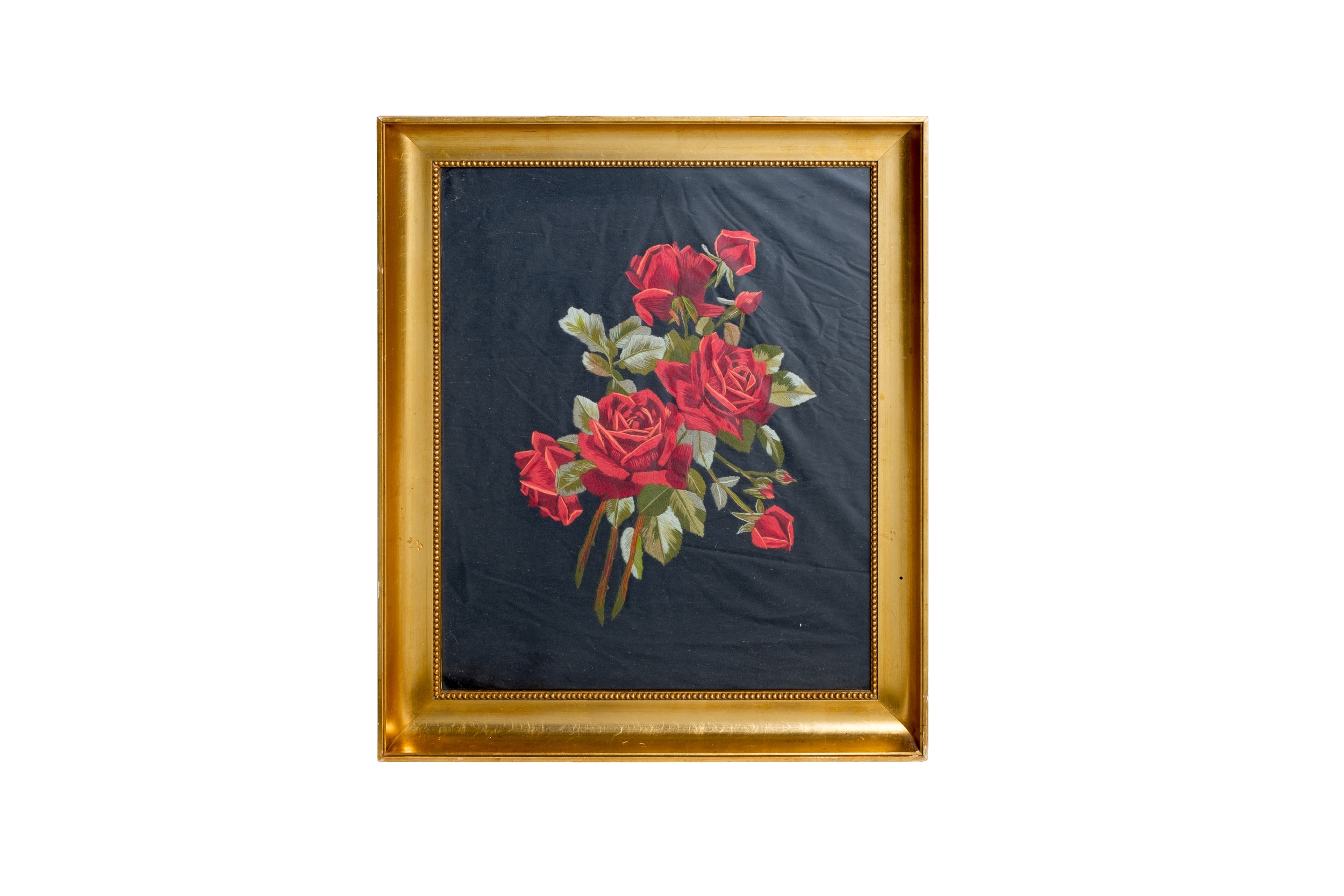 Embroidery of Roses