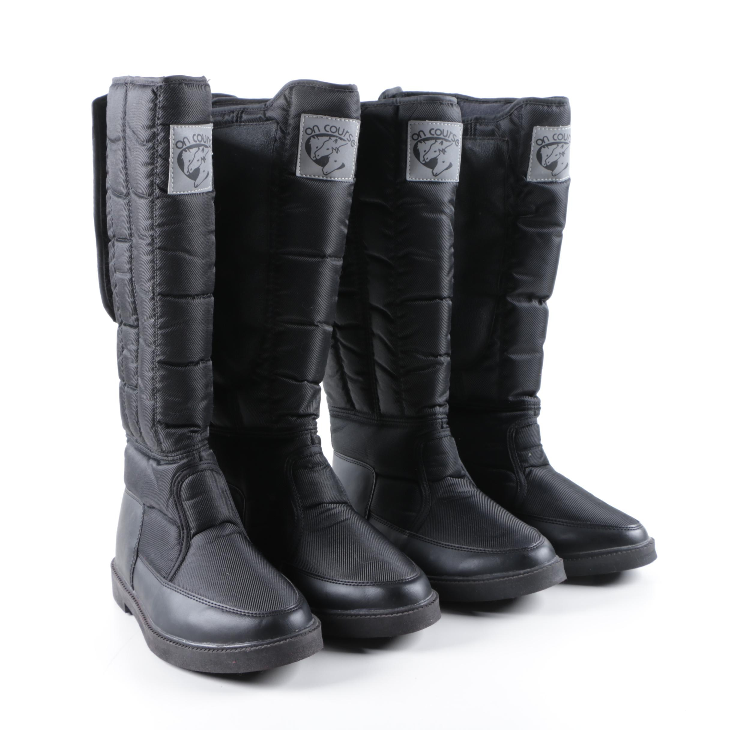 Winter Riding Boots by On Course