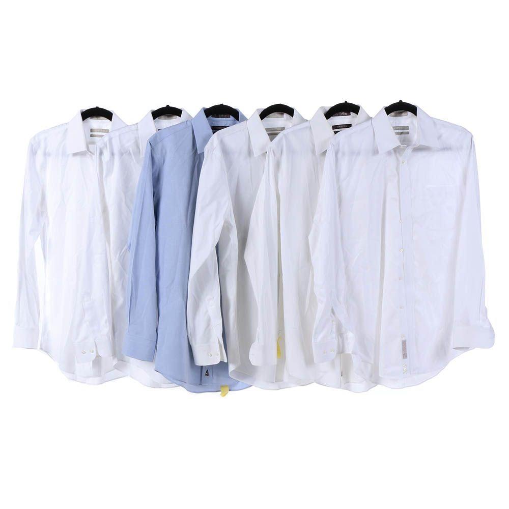 Men's Nordstrom Cotton Dress Shirts
