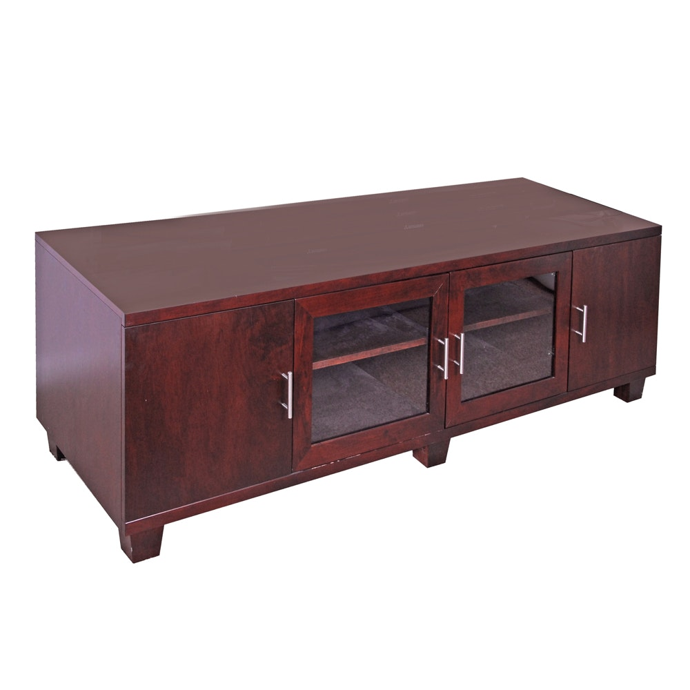 Contemporary Media Console By Baker Road