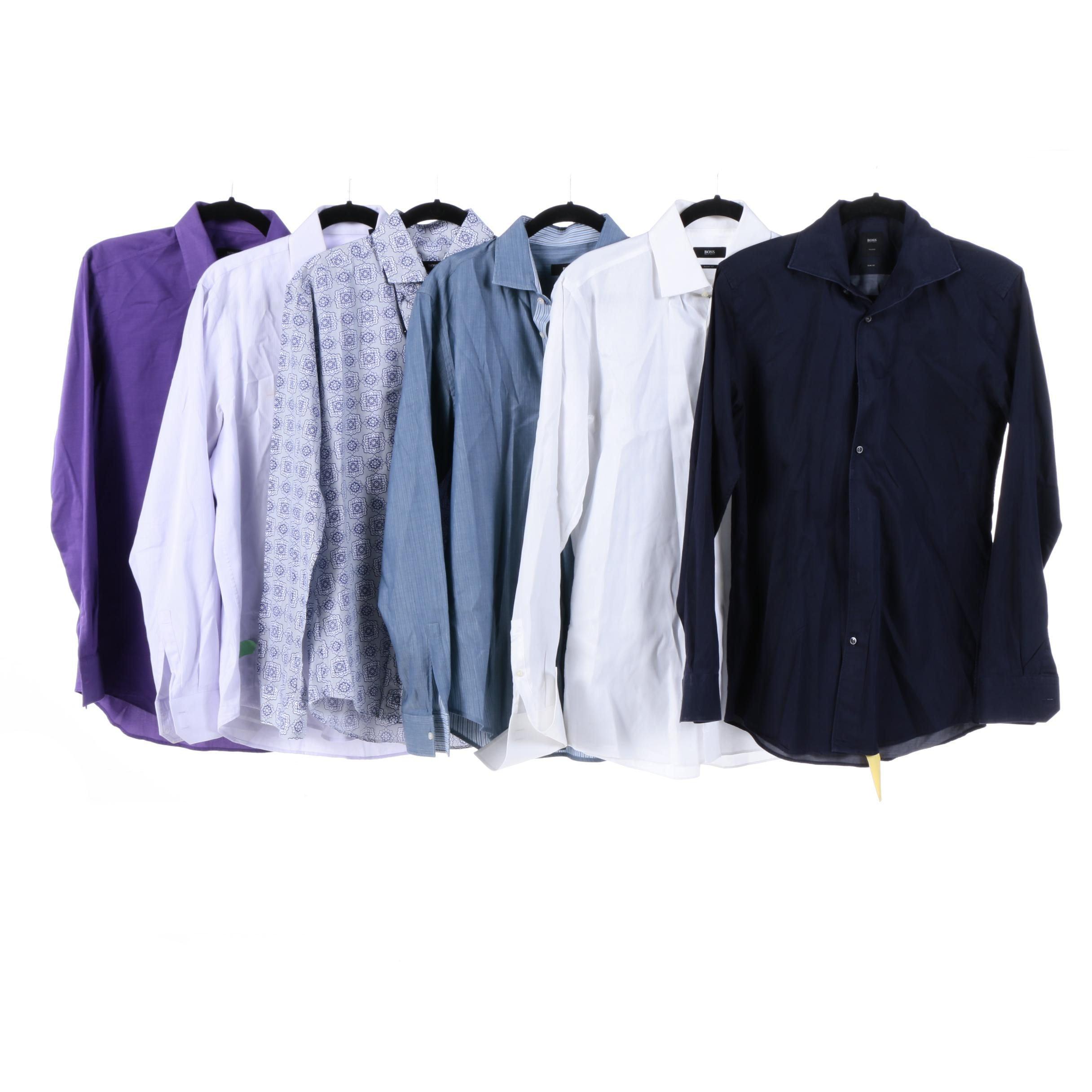 Men's BOSS Hugo Boss Dress Shirts