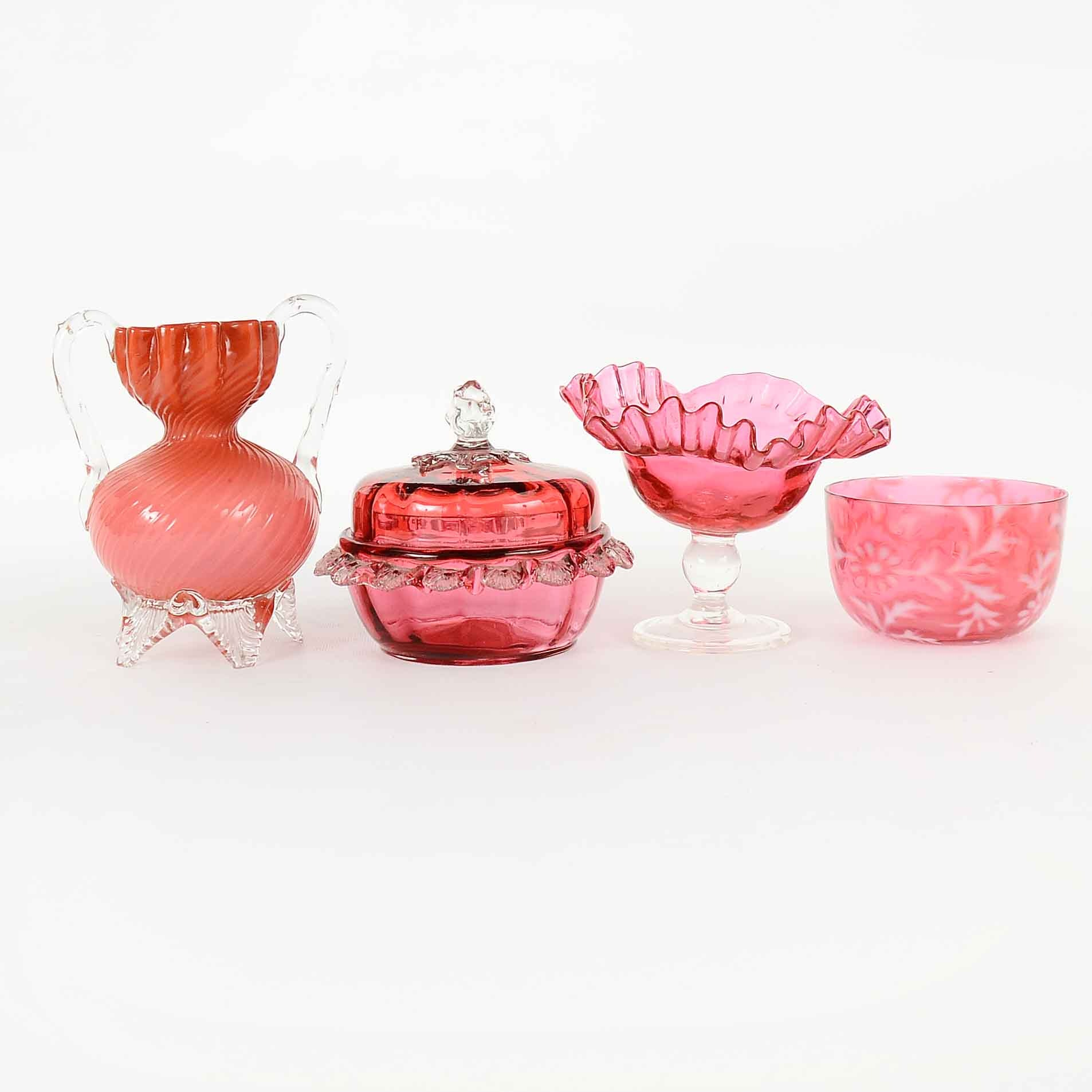 Collection of Decorative Art Glass