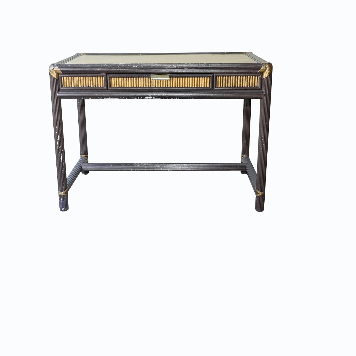 Vintage Asian Inspired Console Table ...