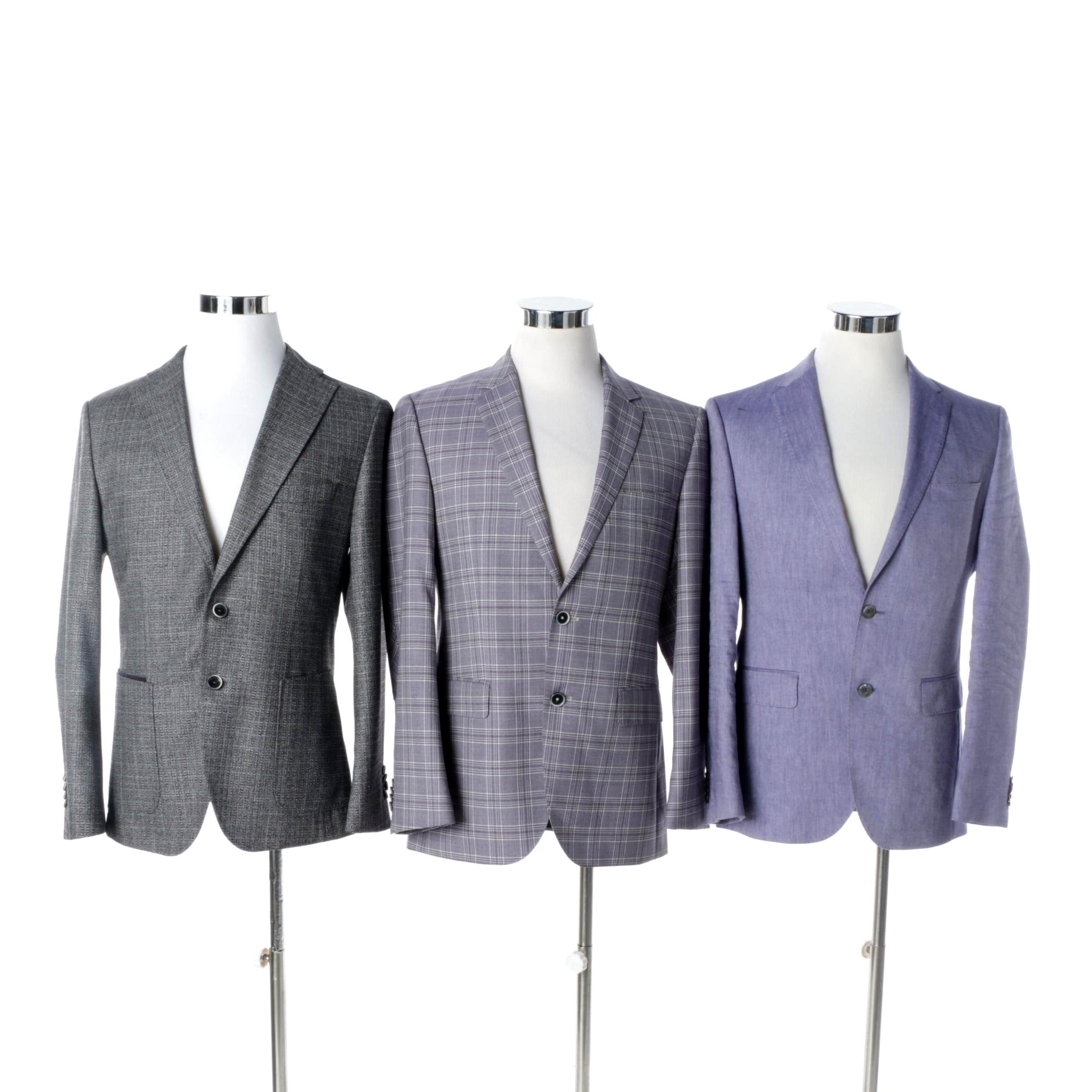 Men's BOSS by Hugo Boss Single-Breasted Jackets