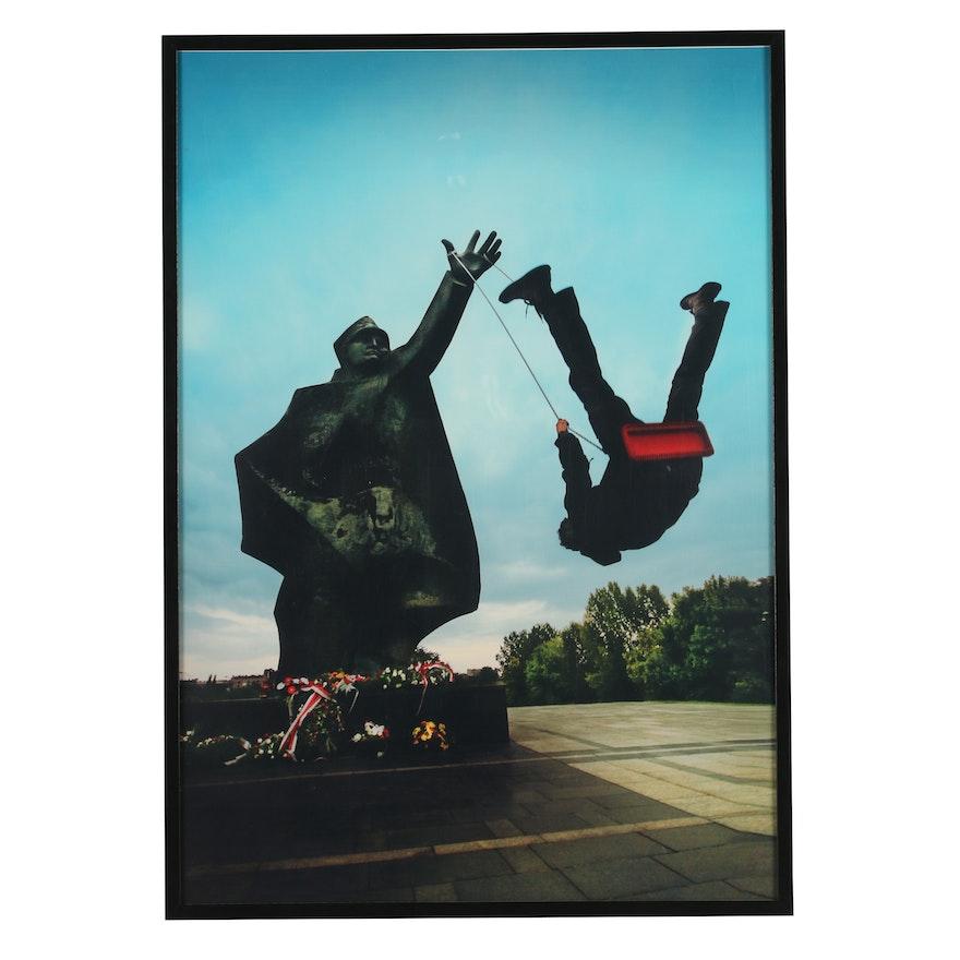 """Kamila Szejnoch Photo Transfer """"Swing"""""""