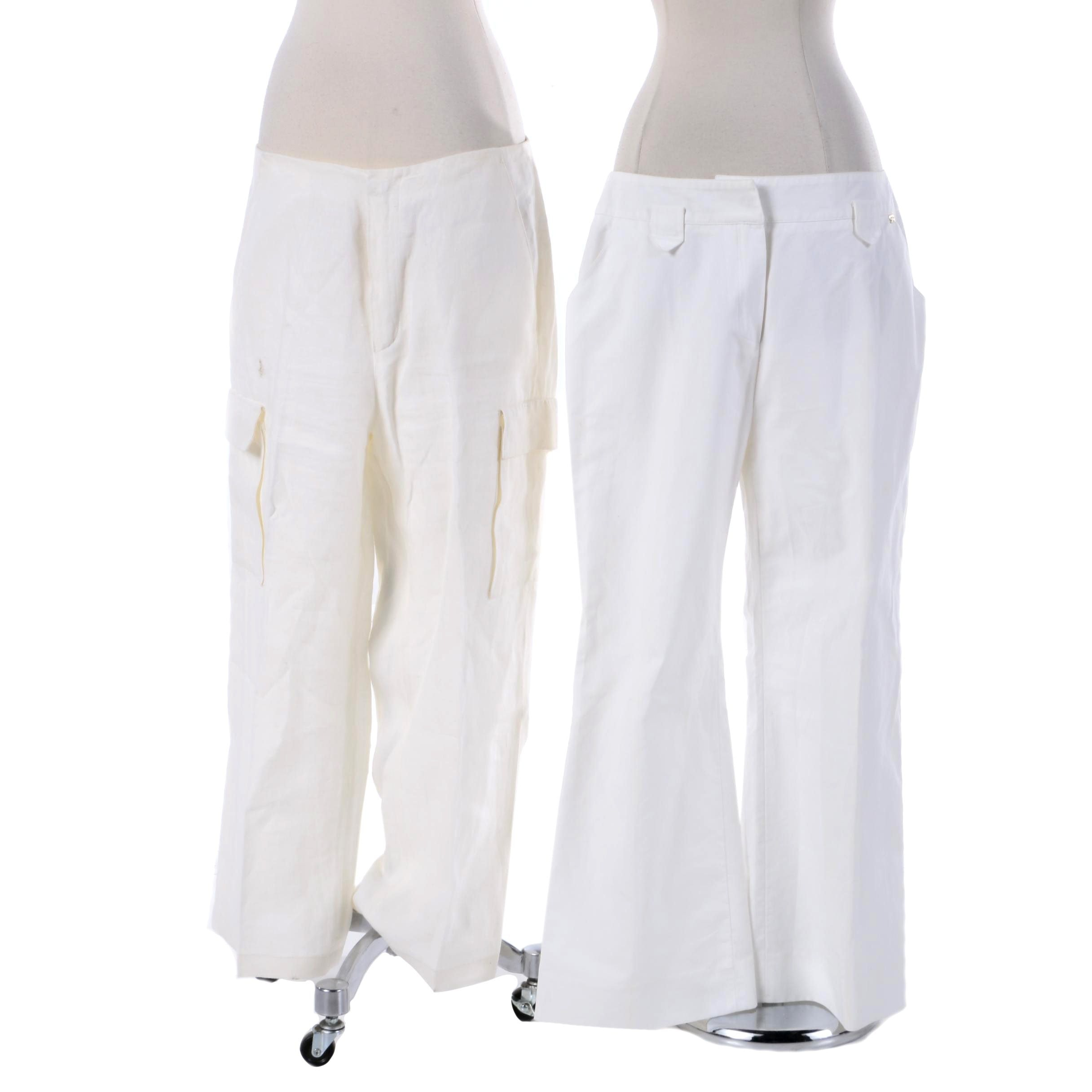 Women's Sonia Rykiel Off-White Pants